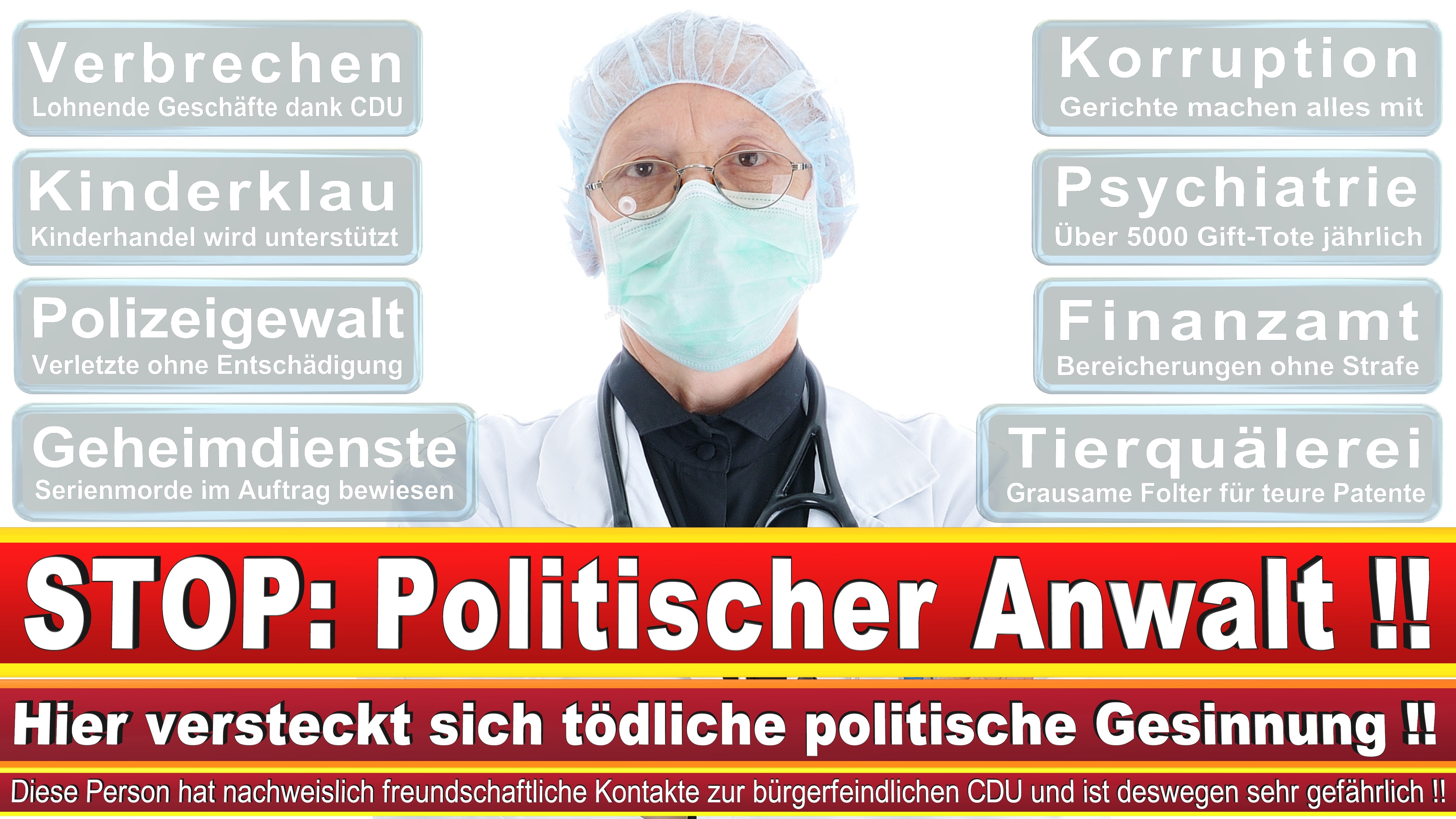 Rechtsanwältin Yvonne Janßen Dethgens Hamburg Kanzlei CDU Hamburg