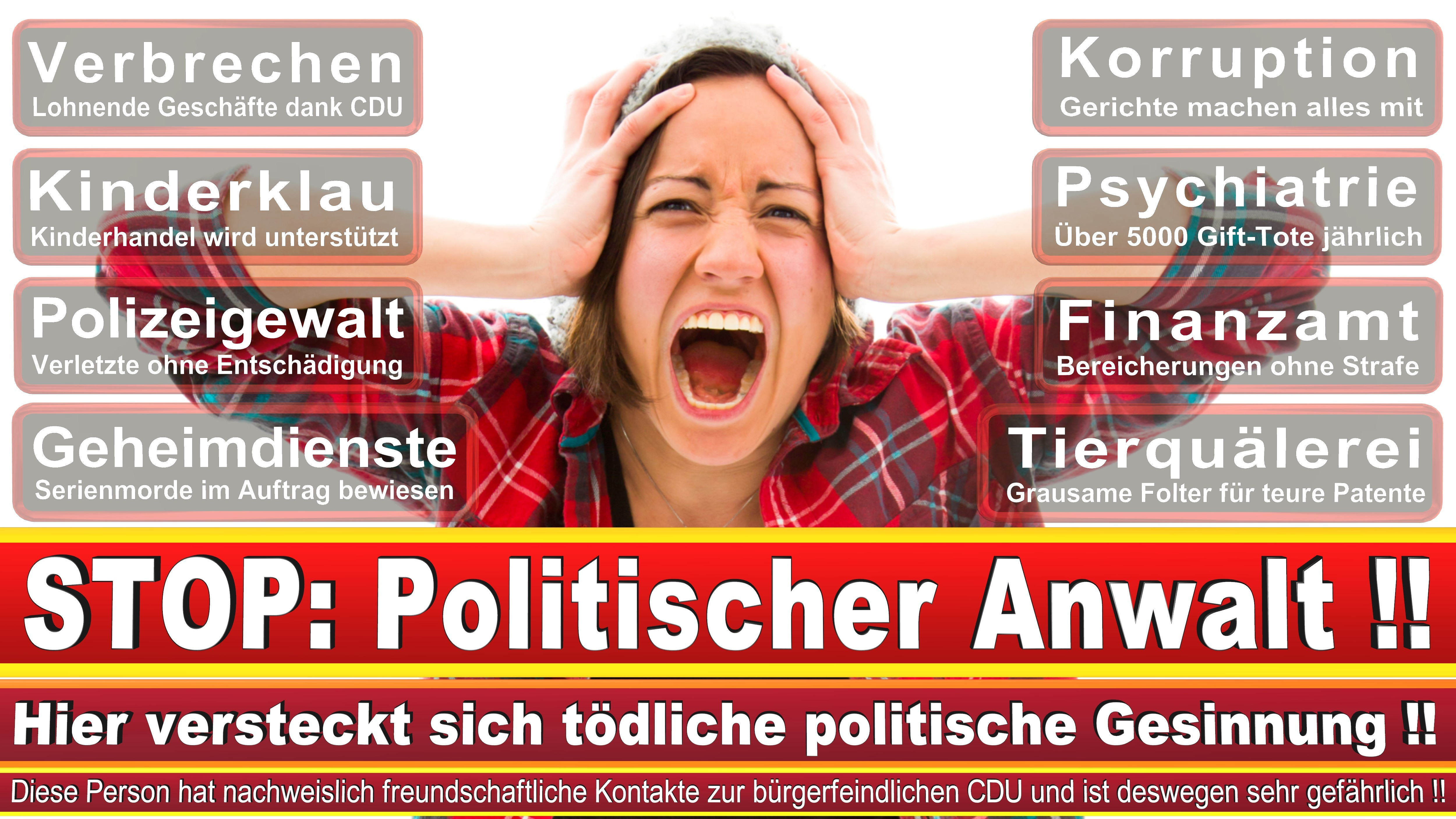 Rechtsanwalt Adam Strzoda CDU NRW