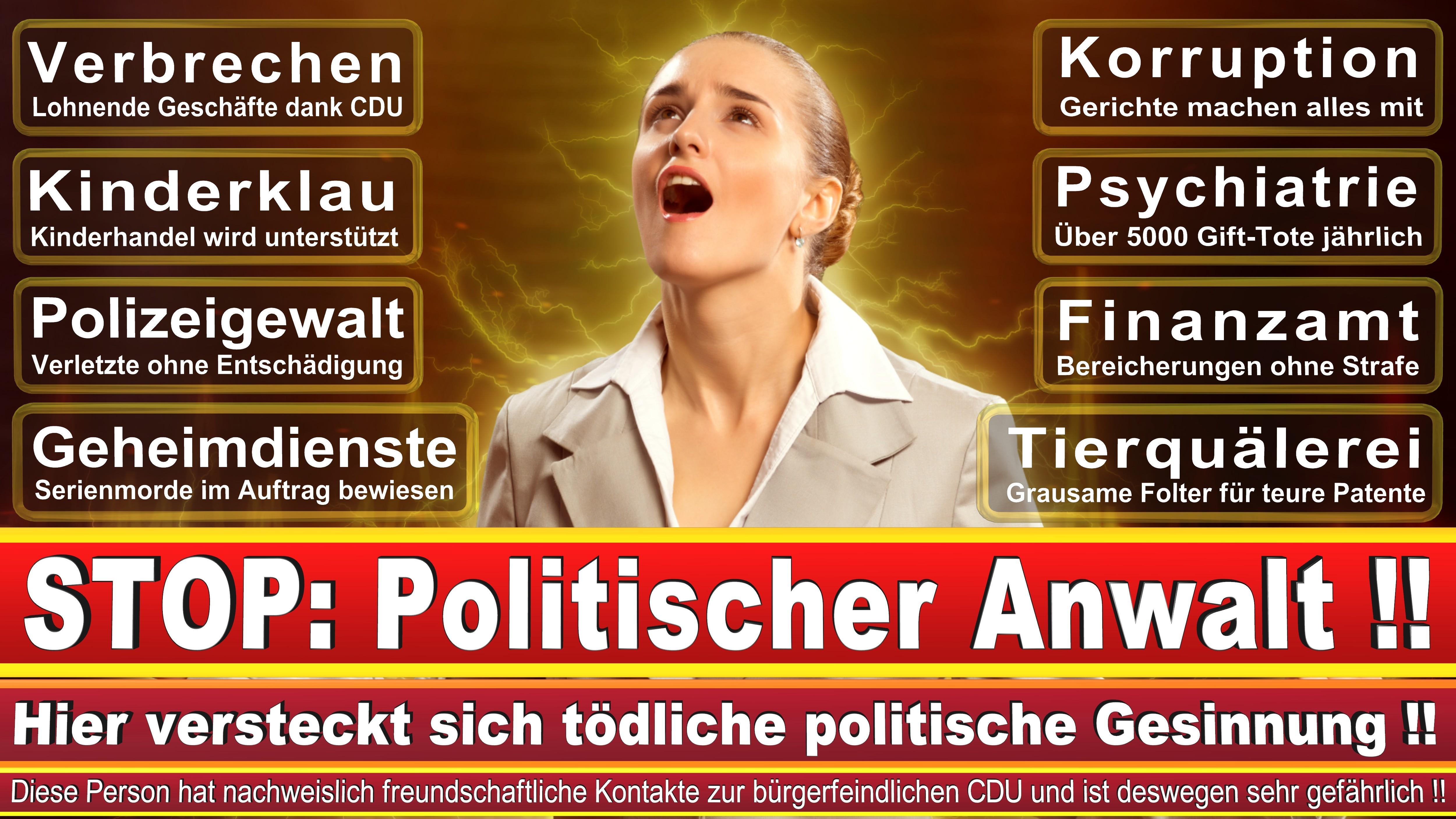 Rechtsanwalt Alexander Kirchner CDU NRW