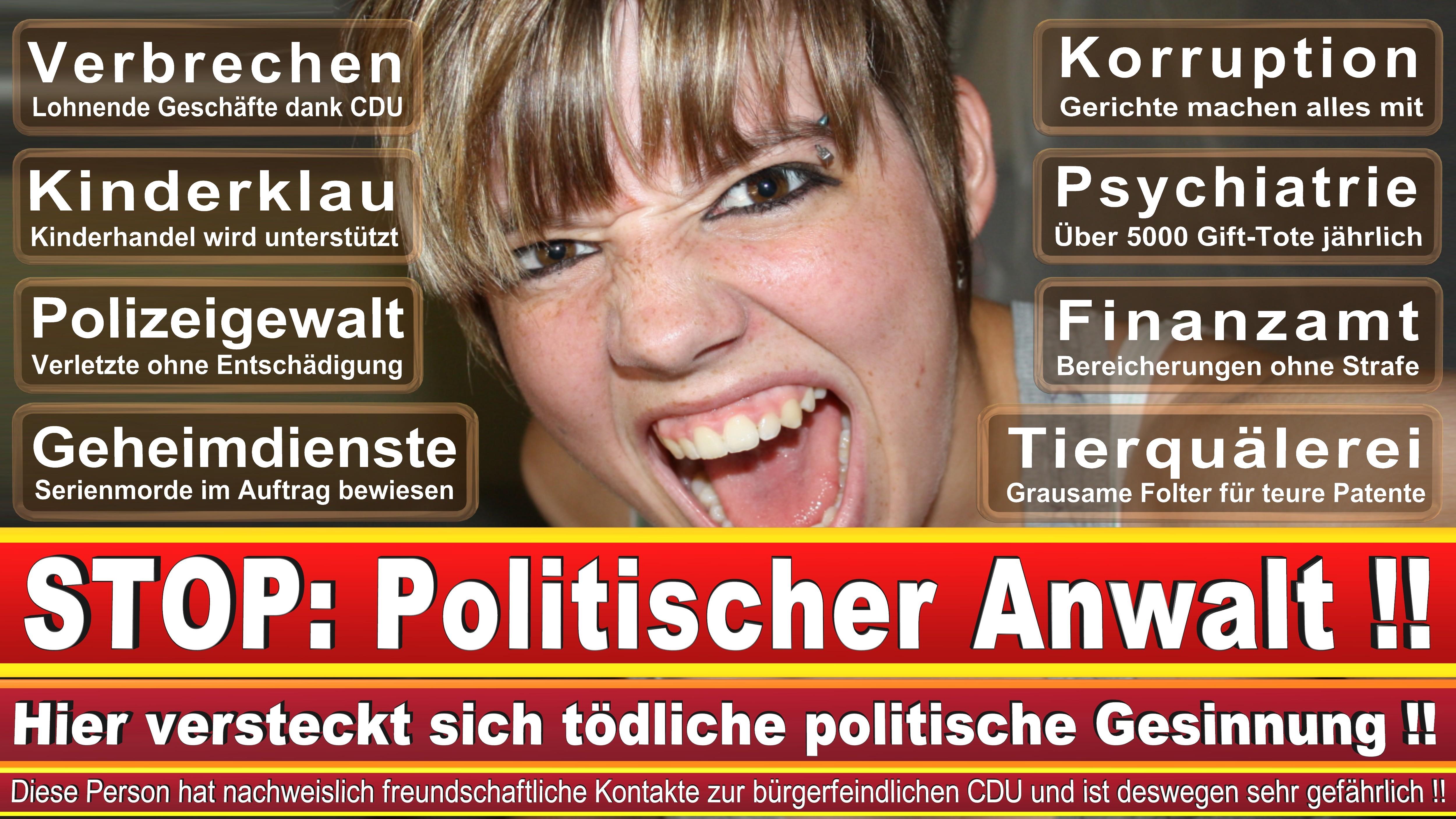 Rechtsanwalt André Tacke CDU NRW
