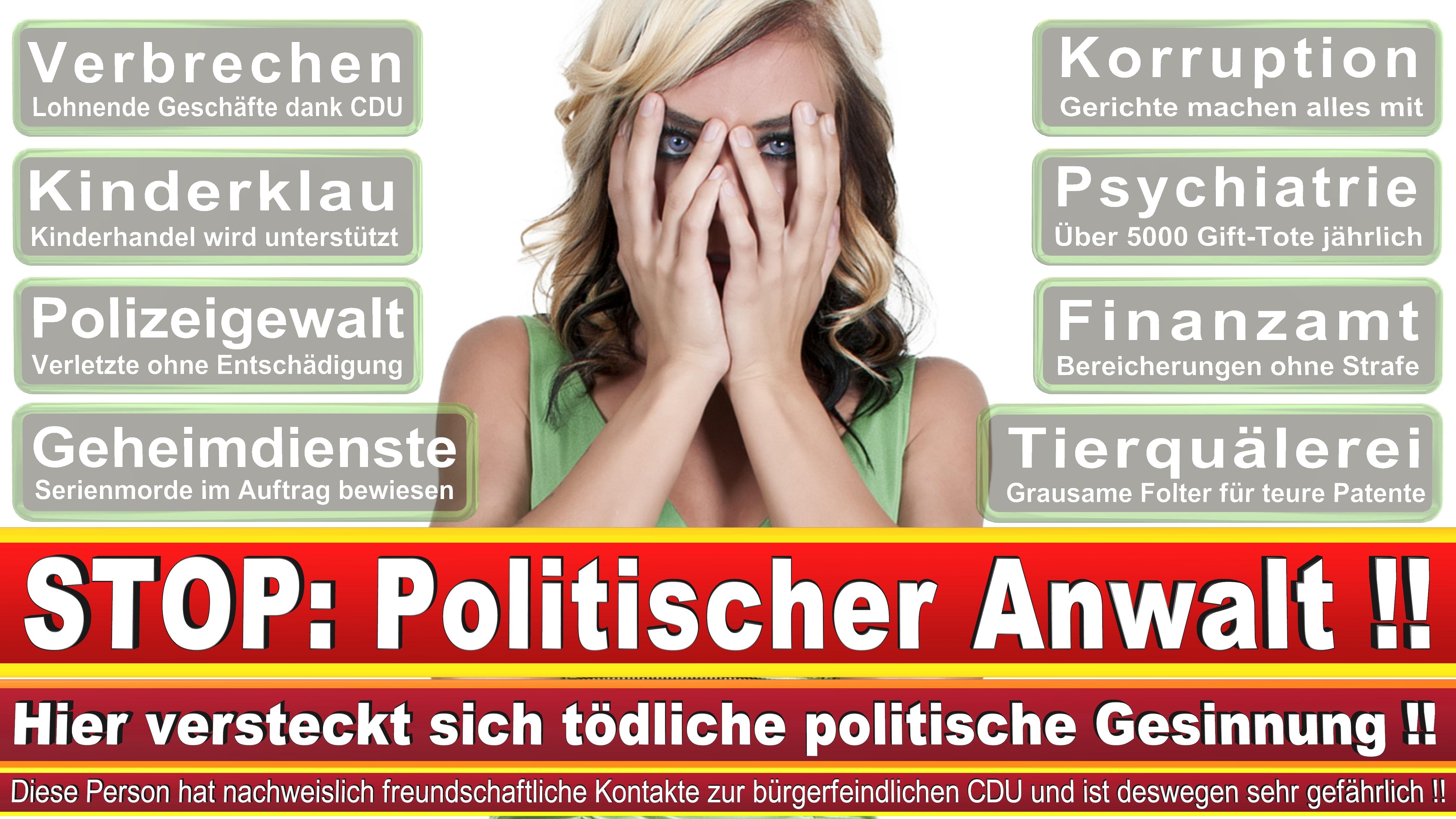 Rechtsanwalt Andrea Klieve CDU NRW