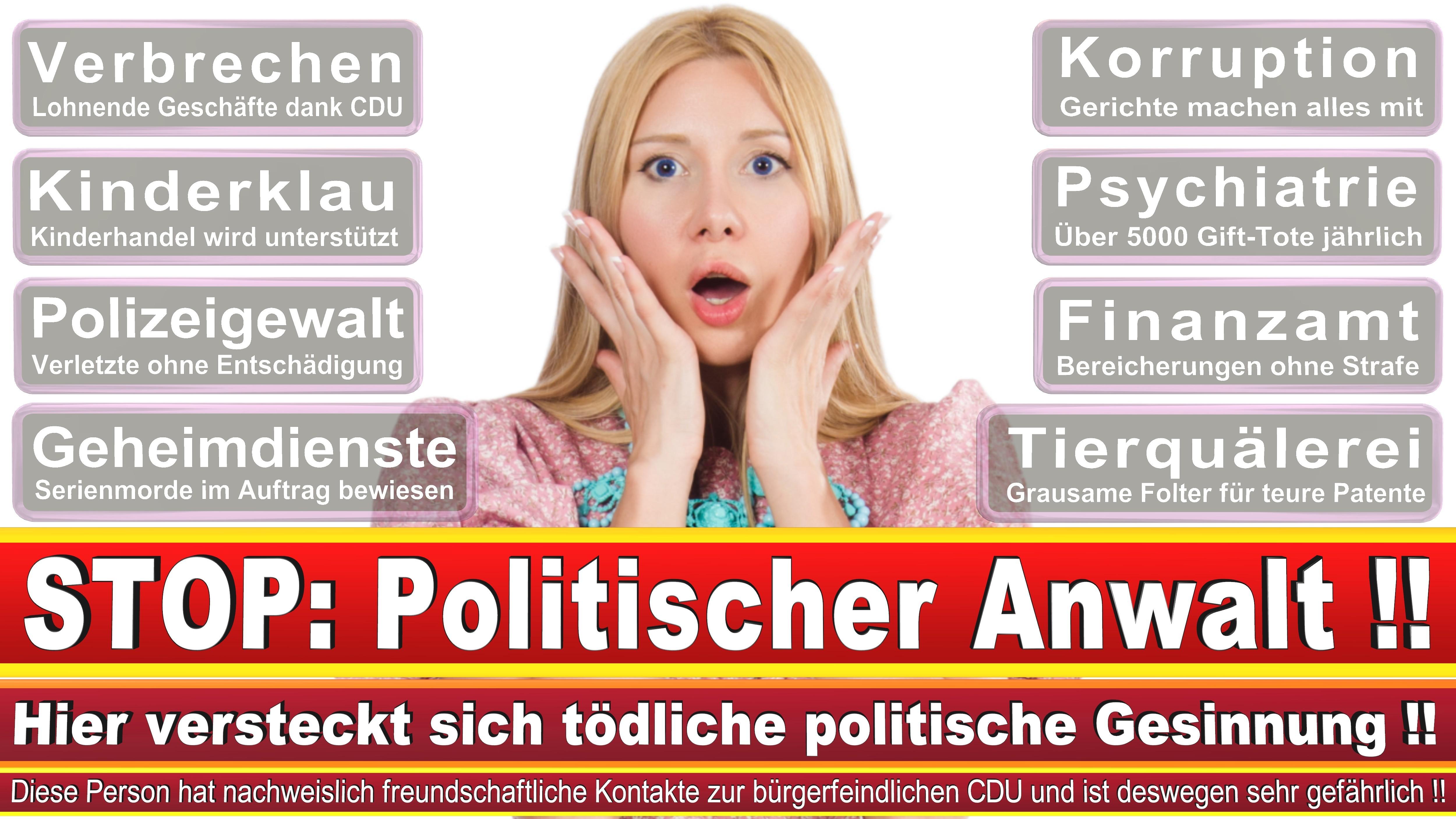 Rechtsanwalt Andreas Hecker CDU NRW