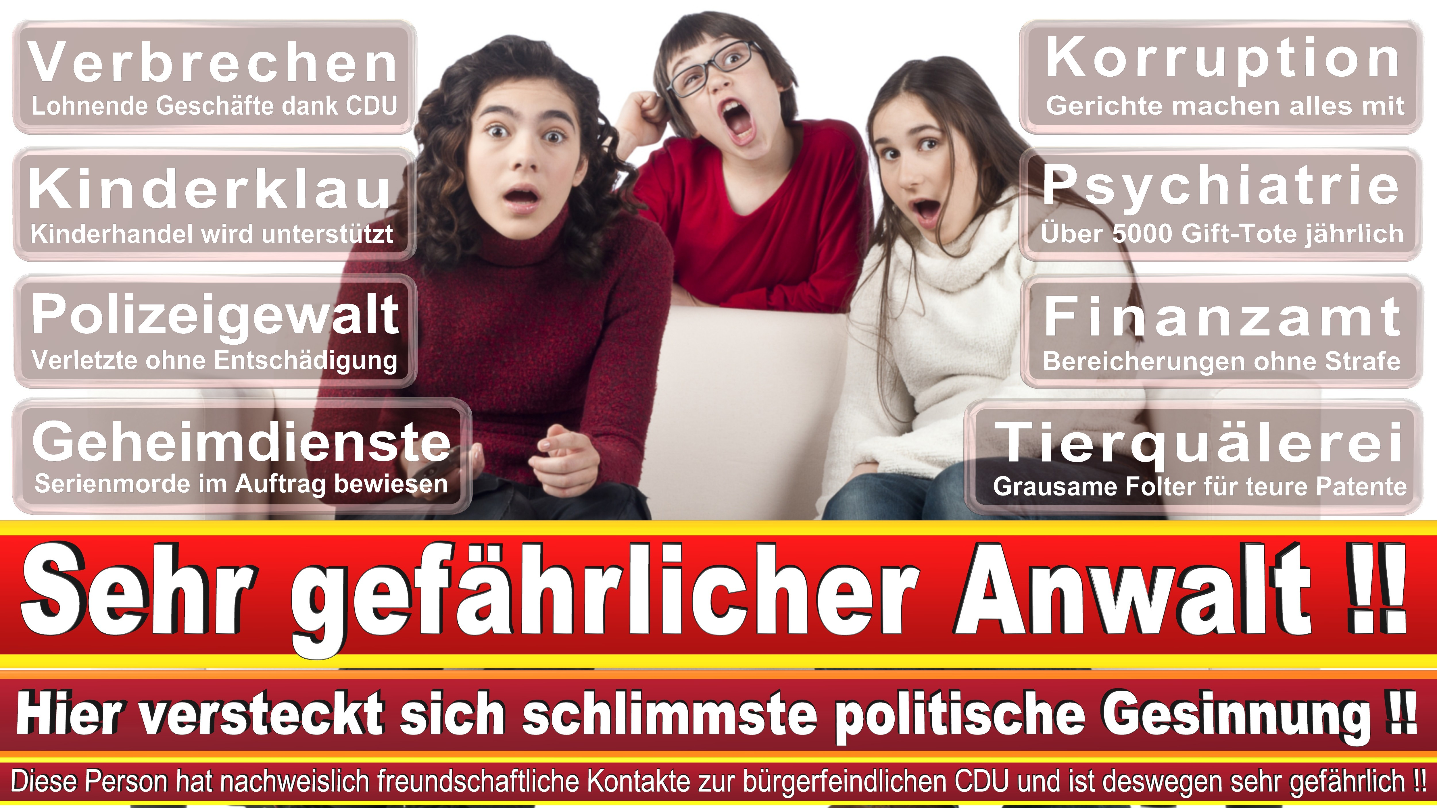 Rechtsanwalt Benedikt Wortmann CDU NRW 1
