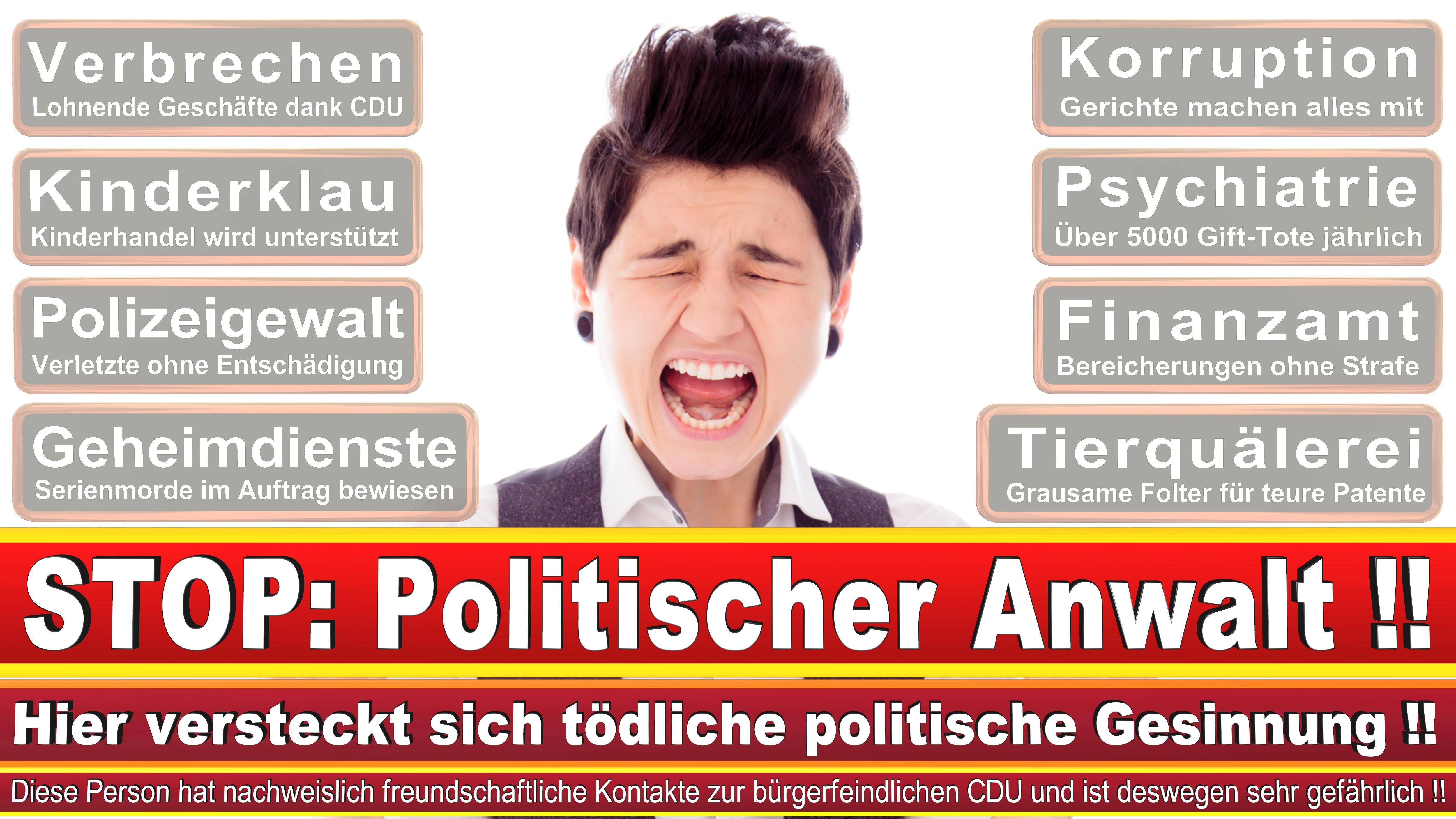 Rechtsanwalt Benjamin Böhr CDU NRW