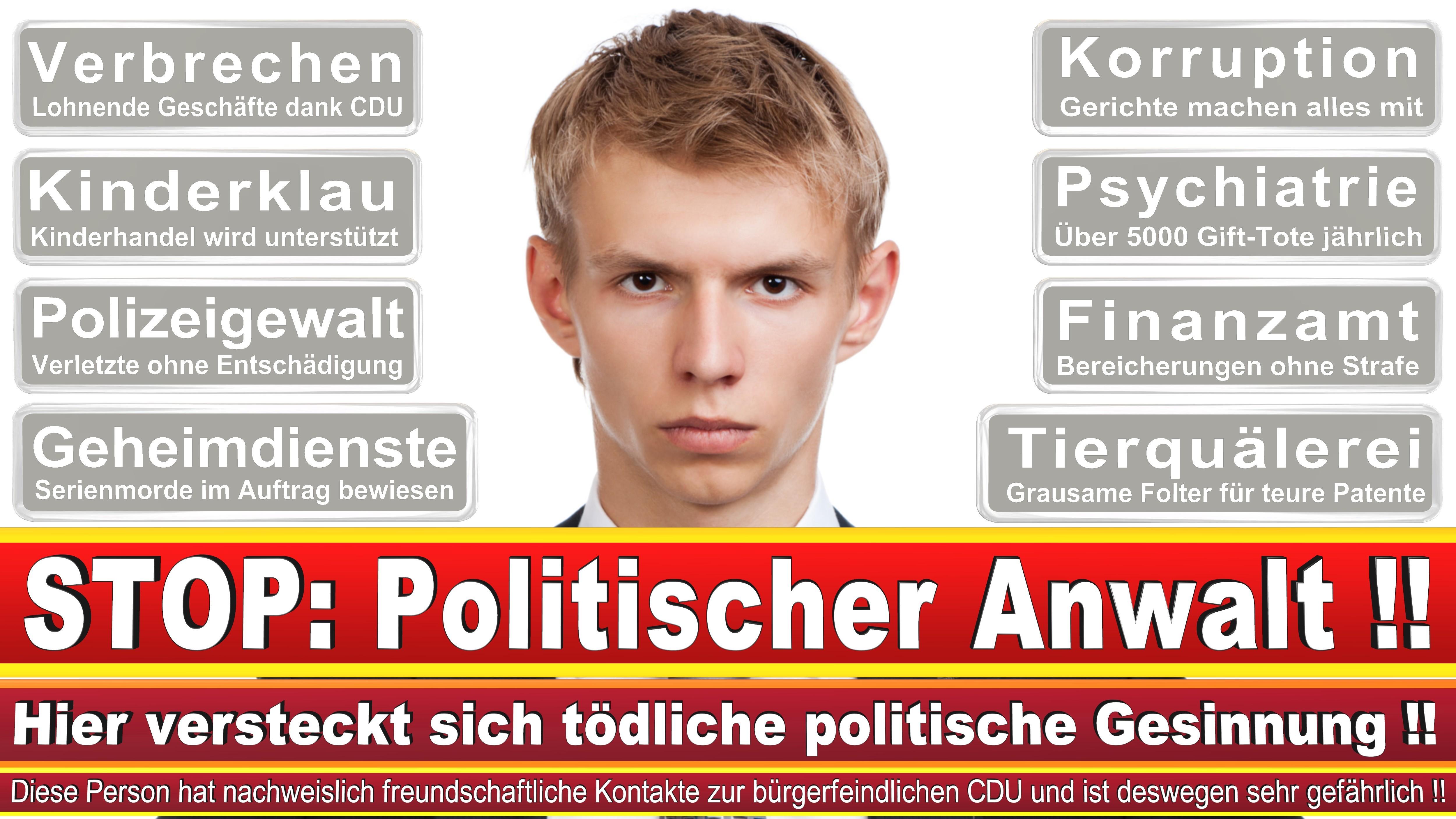 Rechtsanwalt Benjamin Bein CDU NRW