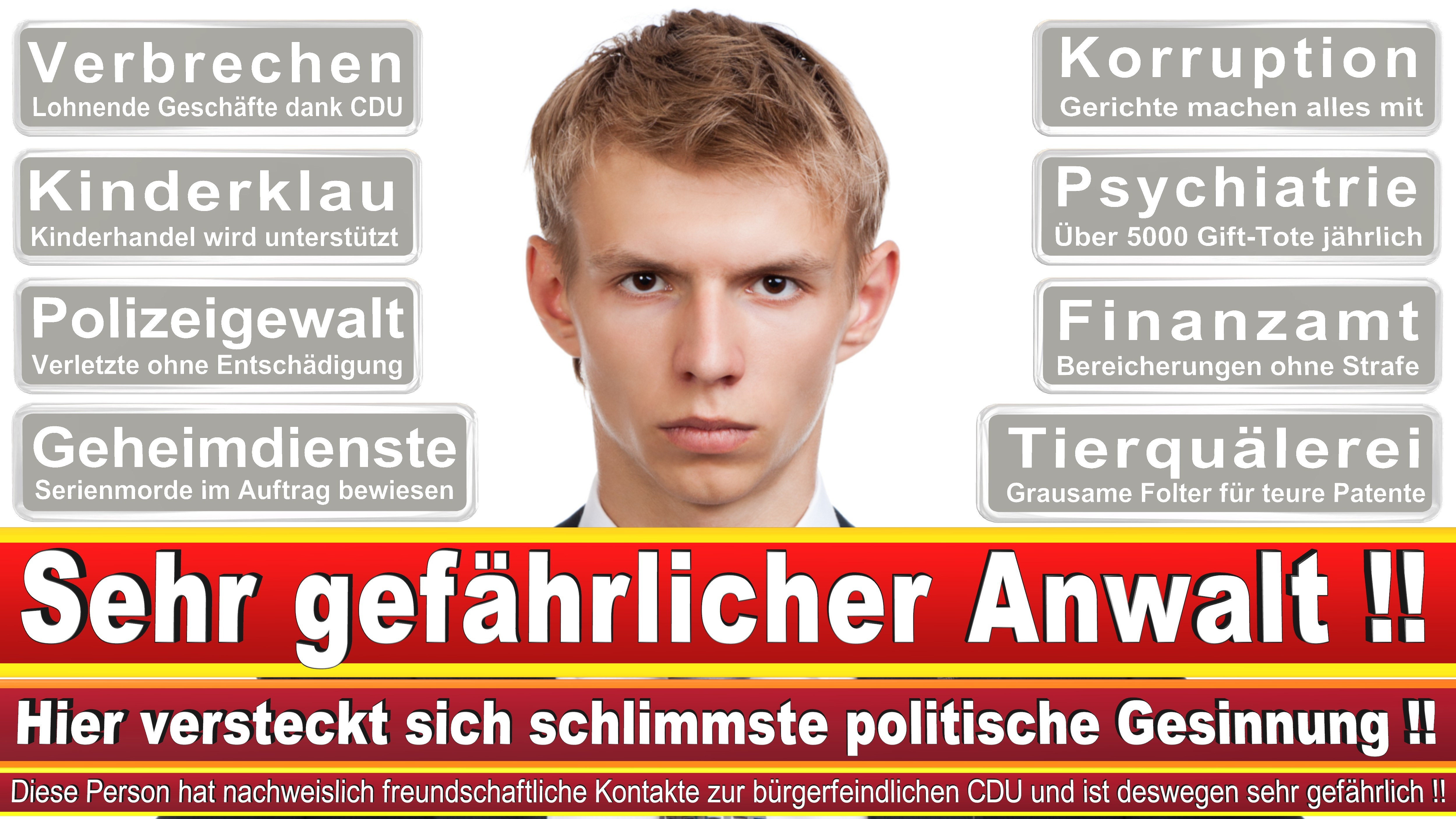 Rechtsanwalt Benjamin Bein CDU NRW 1