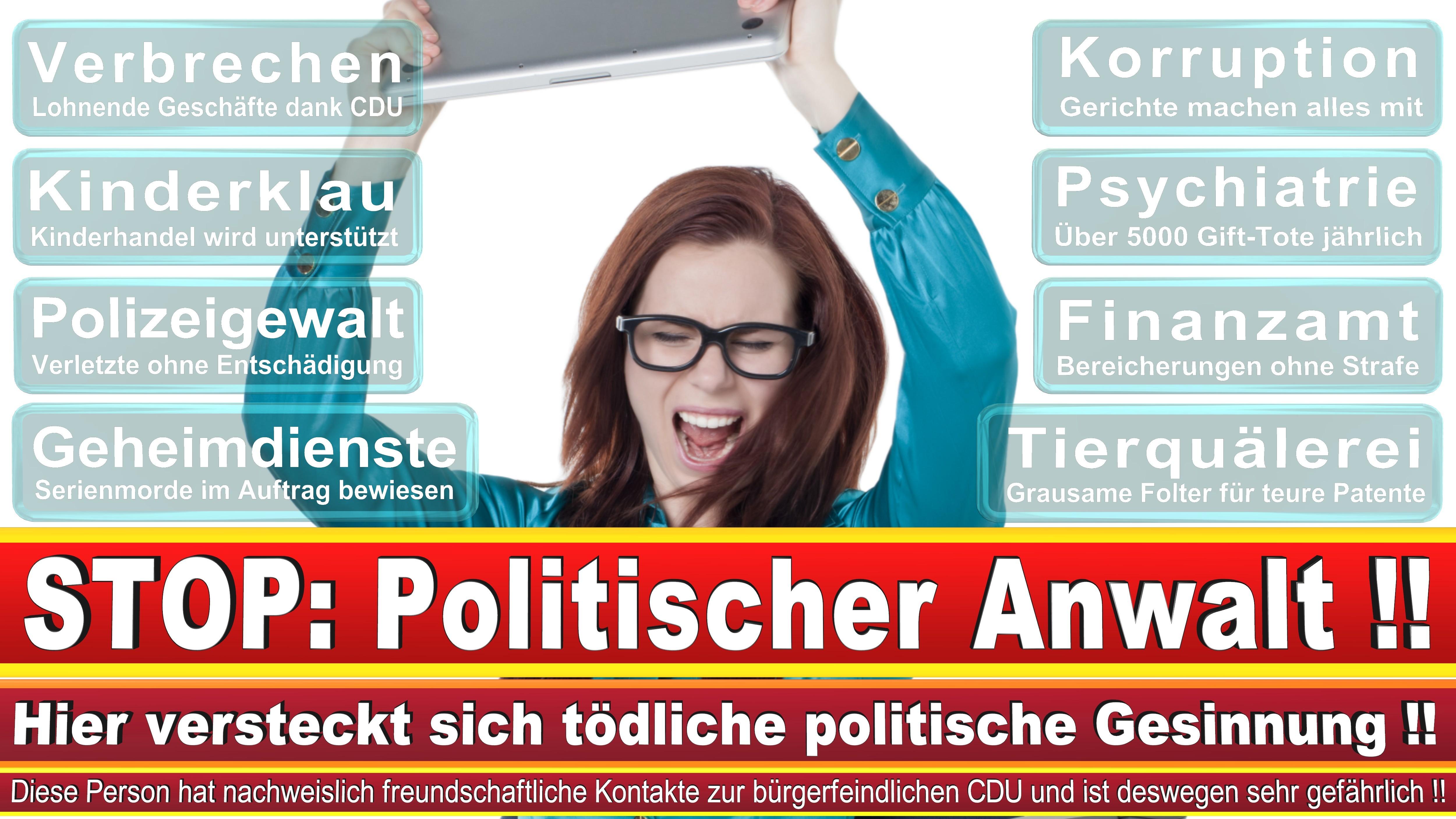 Rechtsanwalt Bernd Klemp CDU NRW