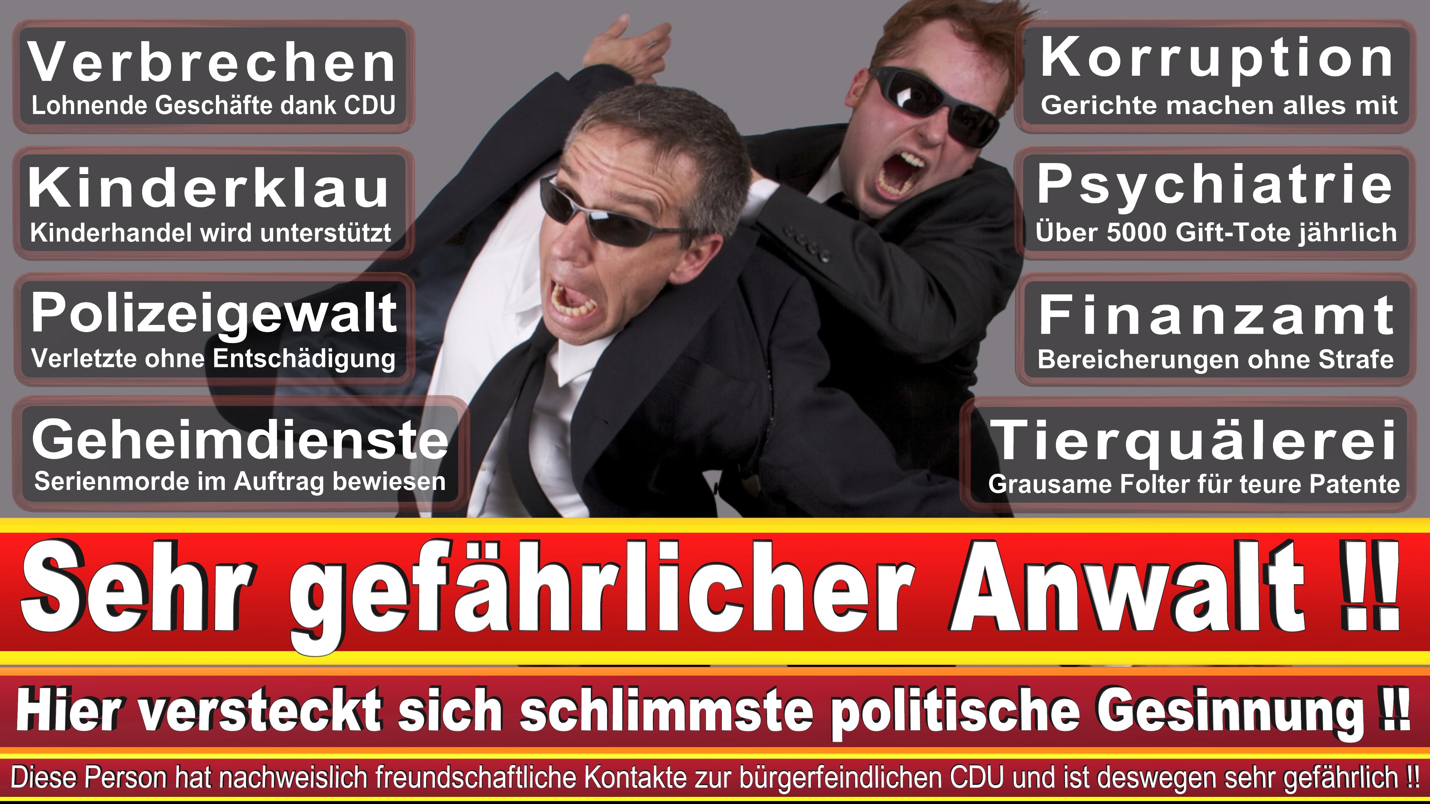Rechtsanwalt Bernhard Stehfest Berlin CDU Berlin 1