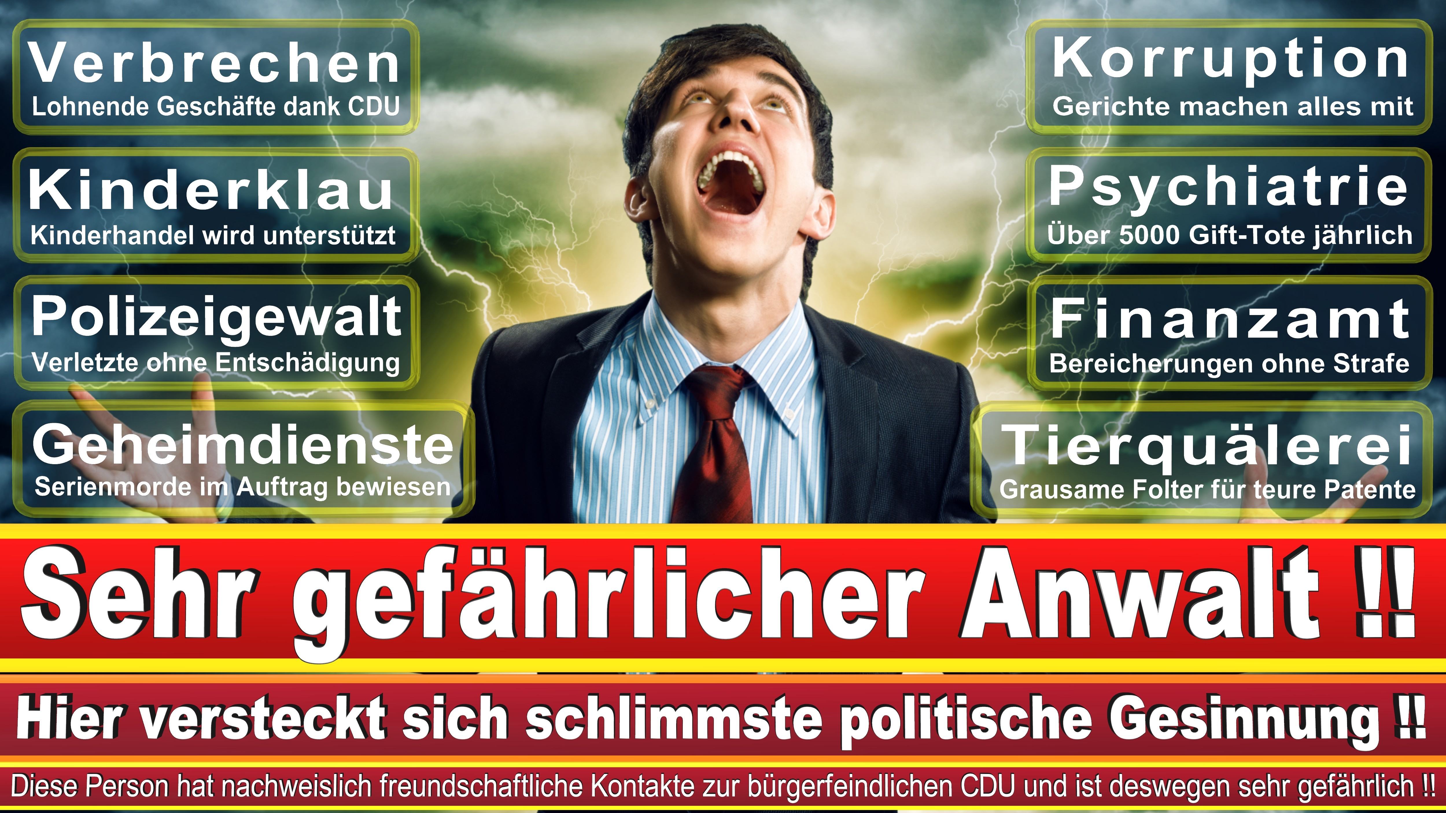 Rechtsanwalt Carsten Rebber CDU NRW 1