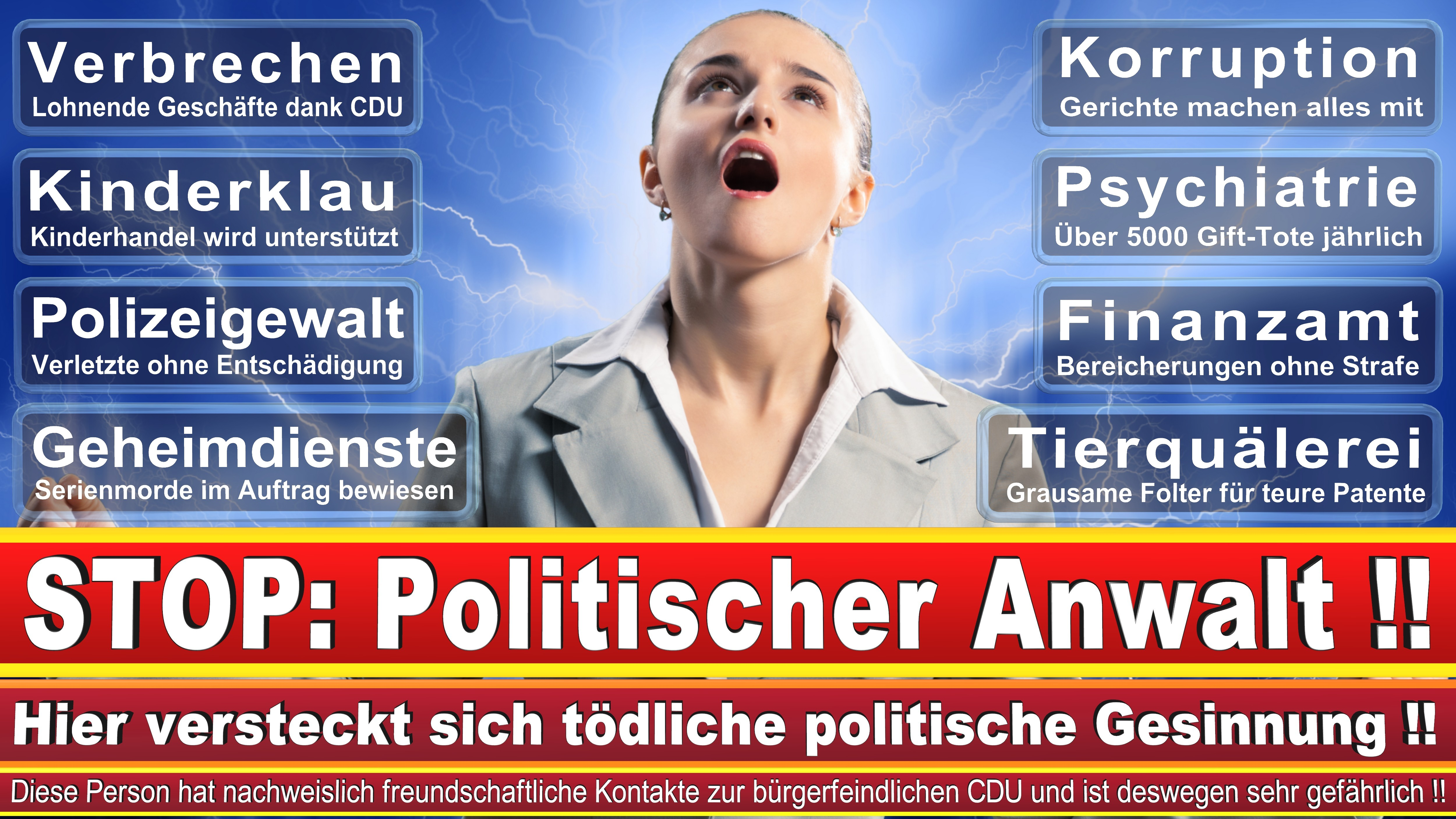 Rechtsanwalt Carsten Zimmermann CDU NRW