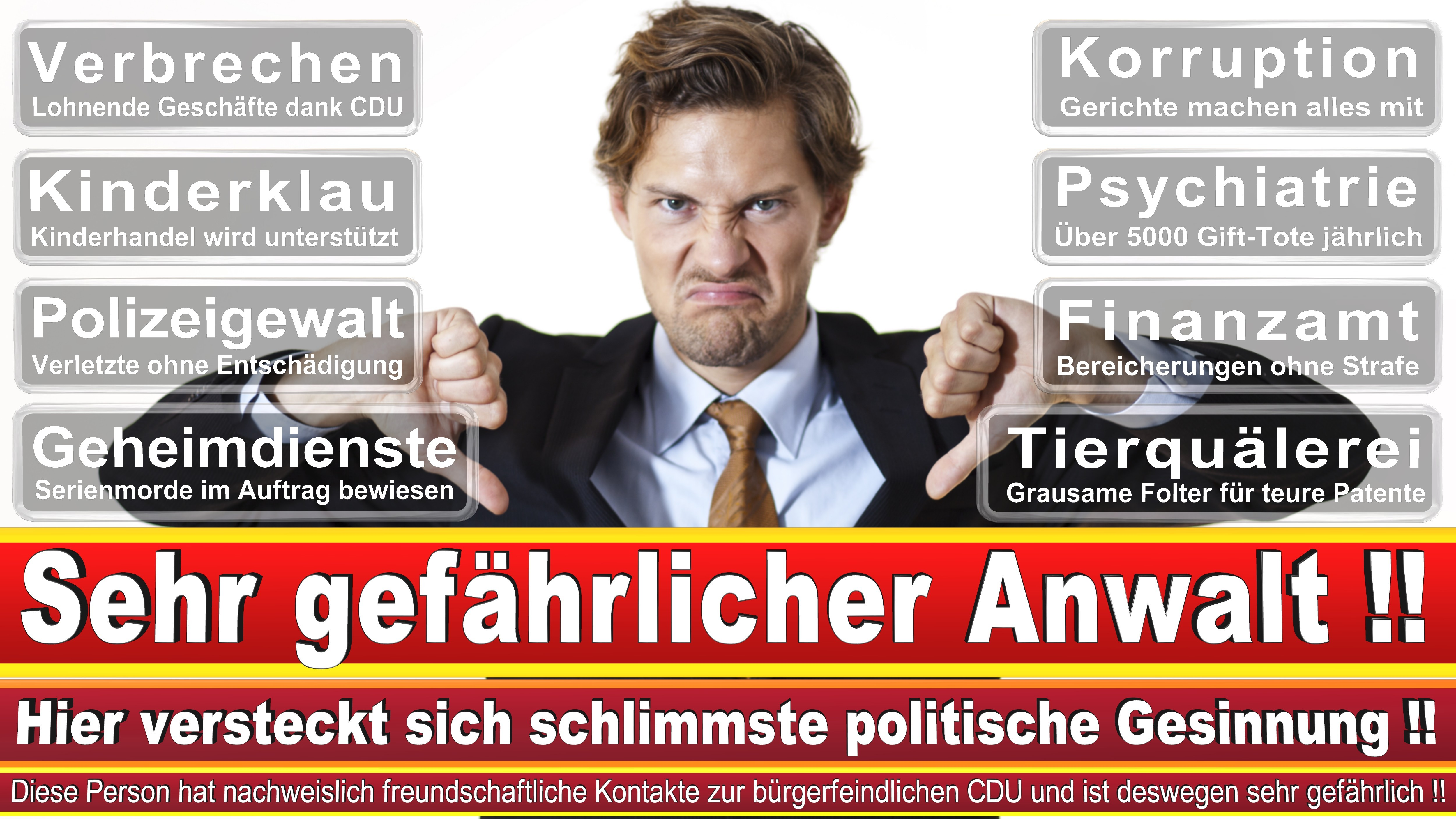 Rechtsanwalt Dace L Luters Thümmel CDU NRW 1