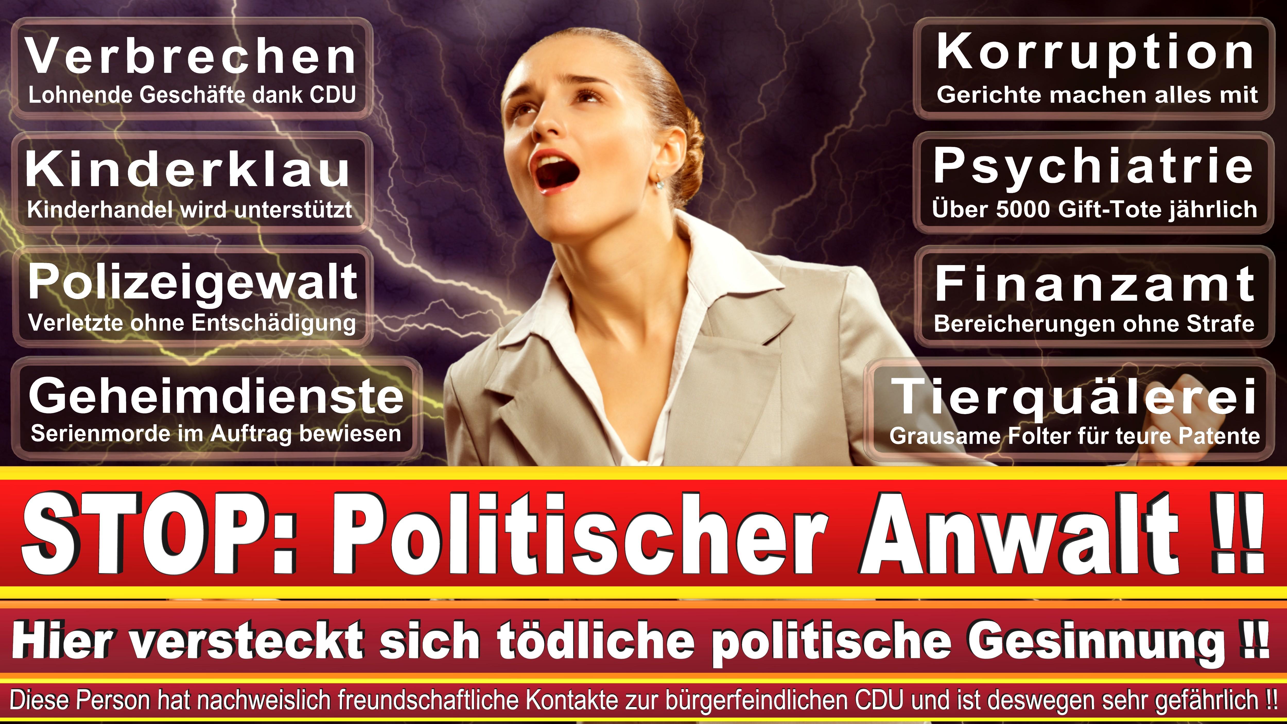 Rechtsanwalt David Steffen CDU NRW