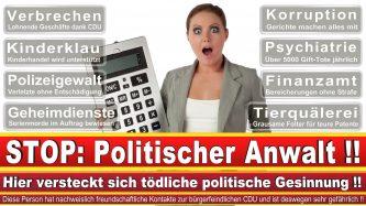 Rechtsanwalt Dennis Marl CDU NRW