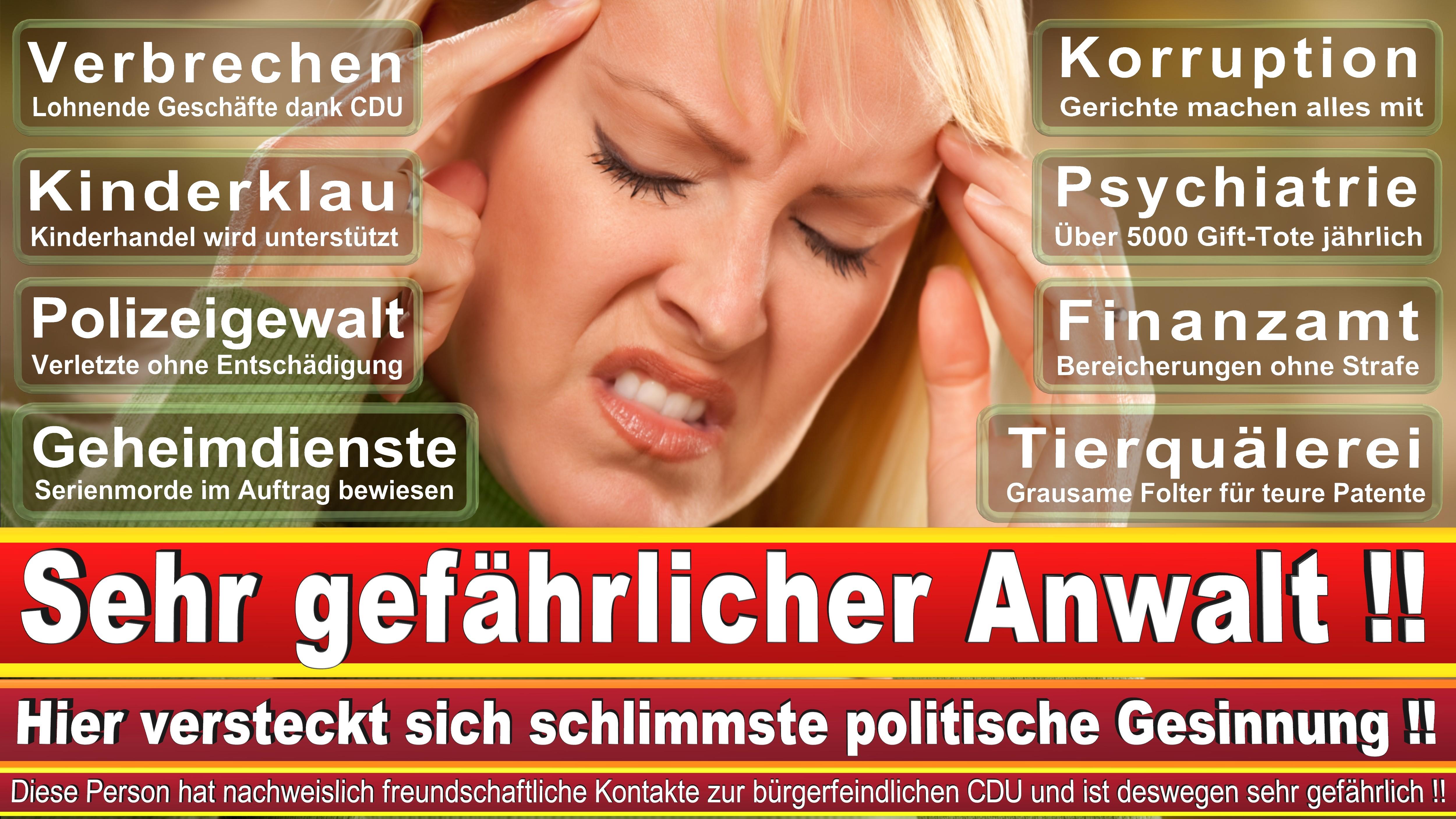 Rechtsanwalt Dr Bernd Schulte CDU NRW 1