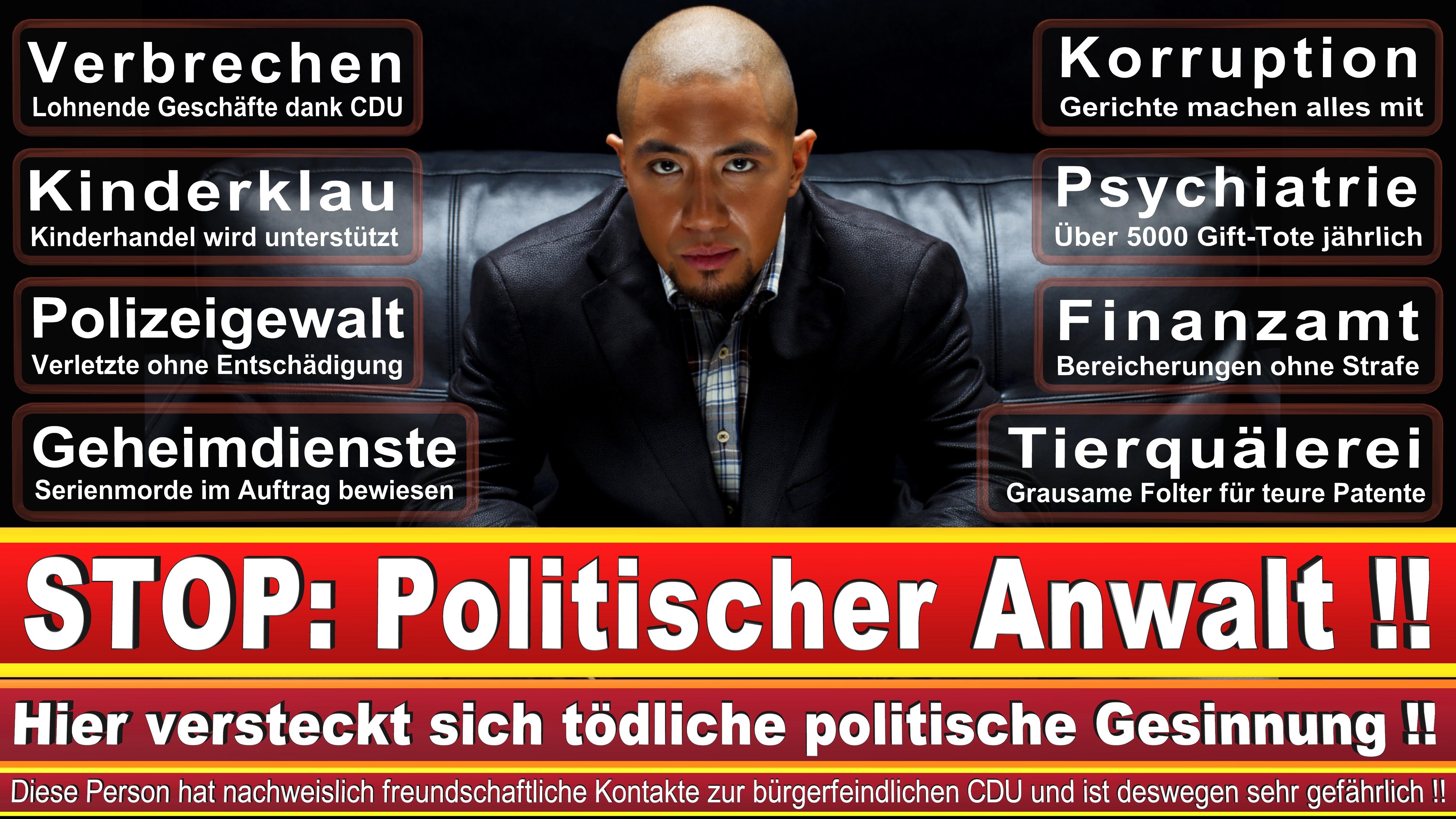 Rechtsanwalt Dr Egon Peus CDU NRW
