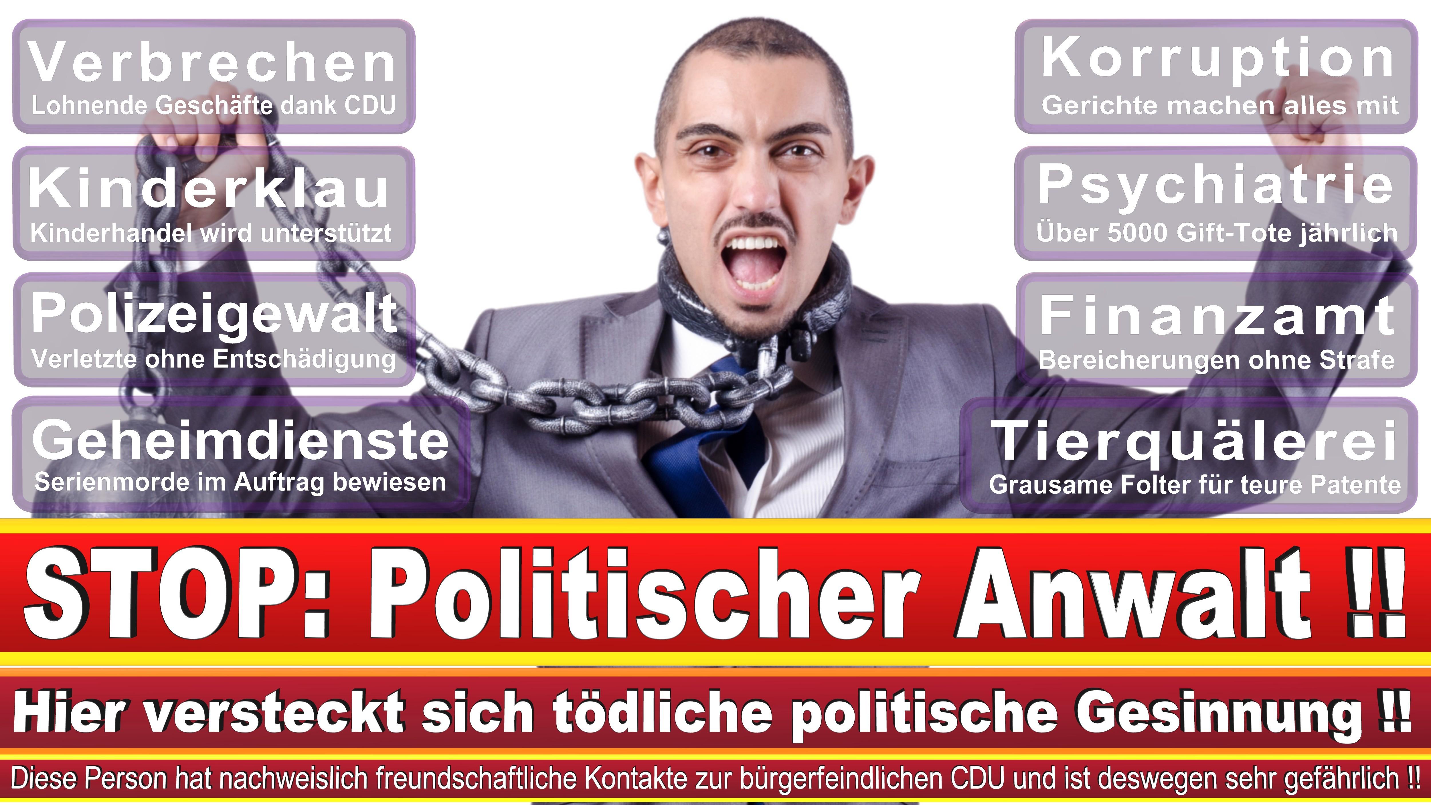 Rechtsanwalt Dr Günter Krings CDU NRW
