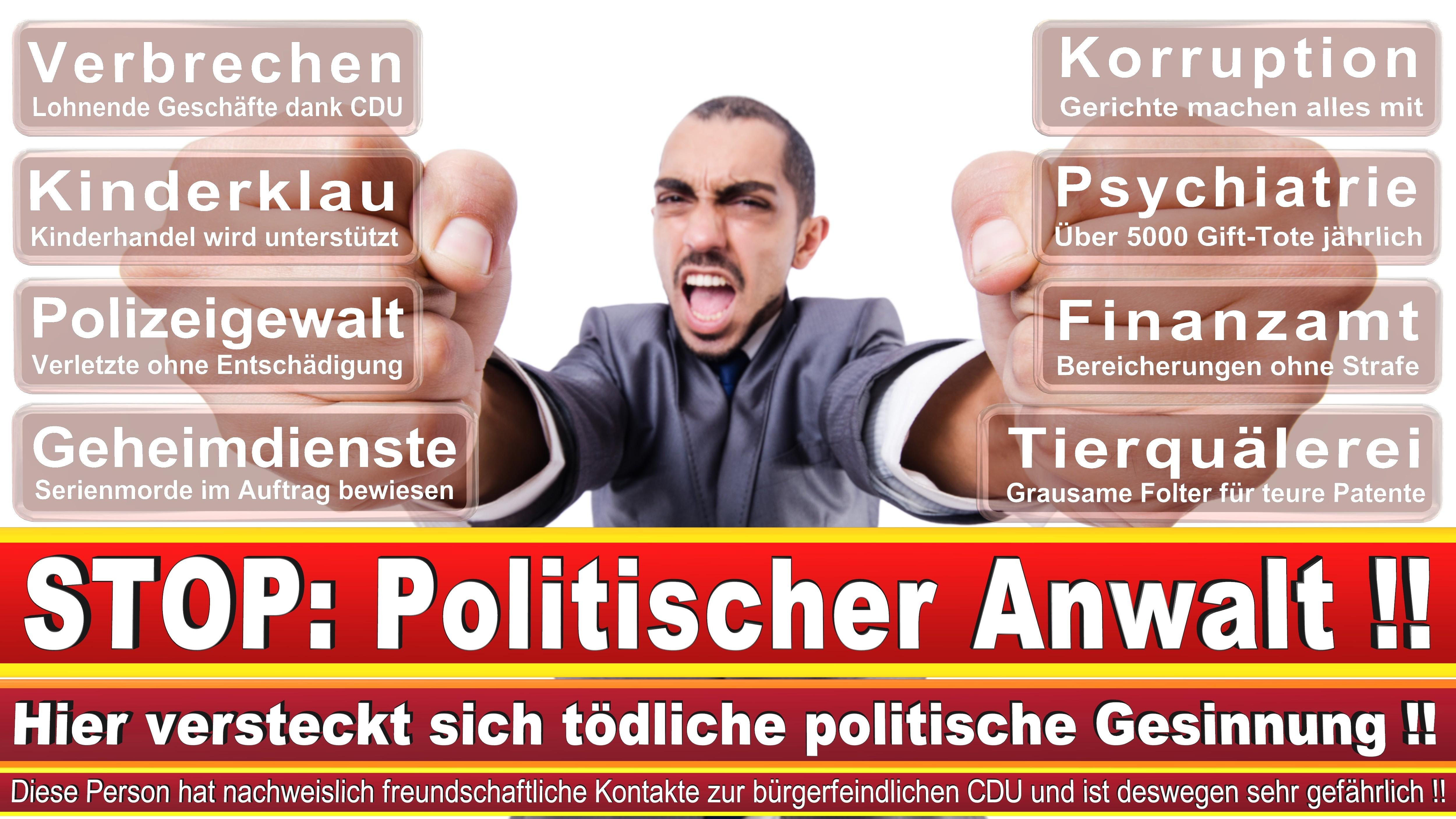 Rechtsanwalt Dr Michael Jack CDU NRW