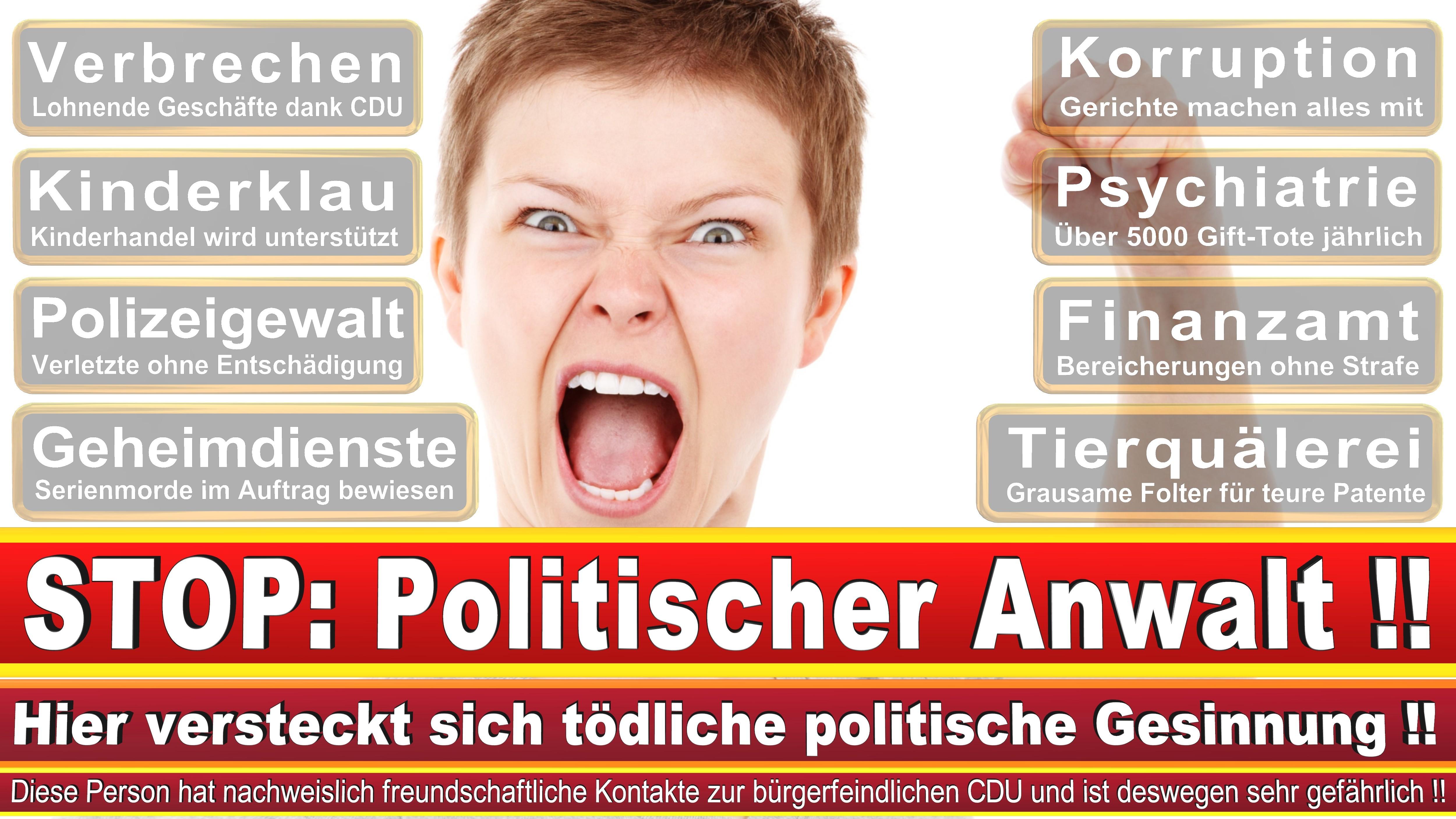 Rechtsanwalt Dr Michael Tillmann CDU NRW
