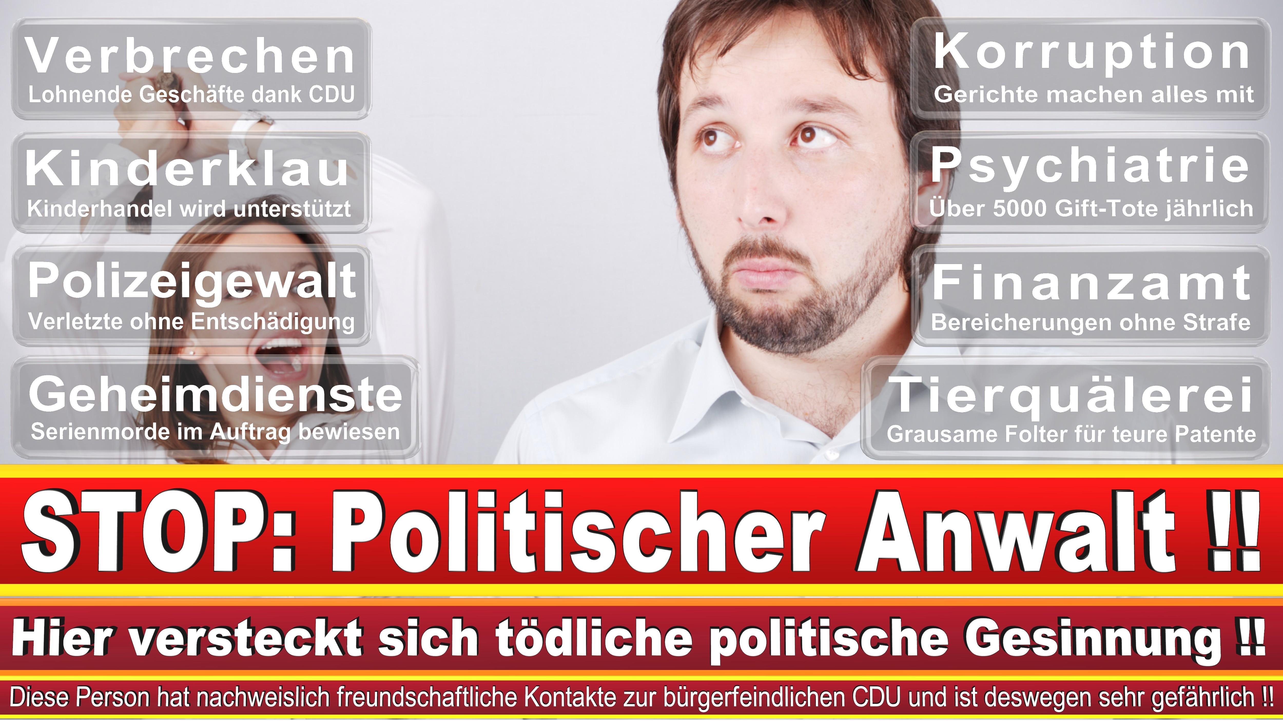 Rechtsanwalt Dr Philipp Büsch CDU NRW