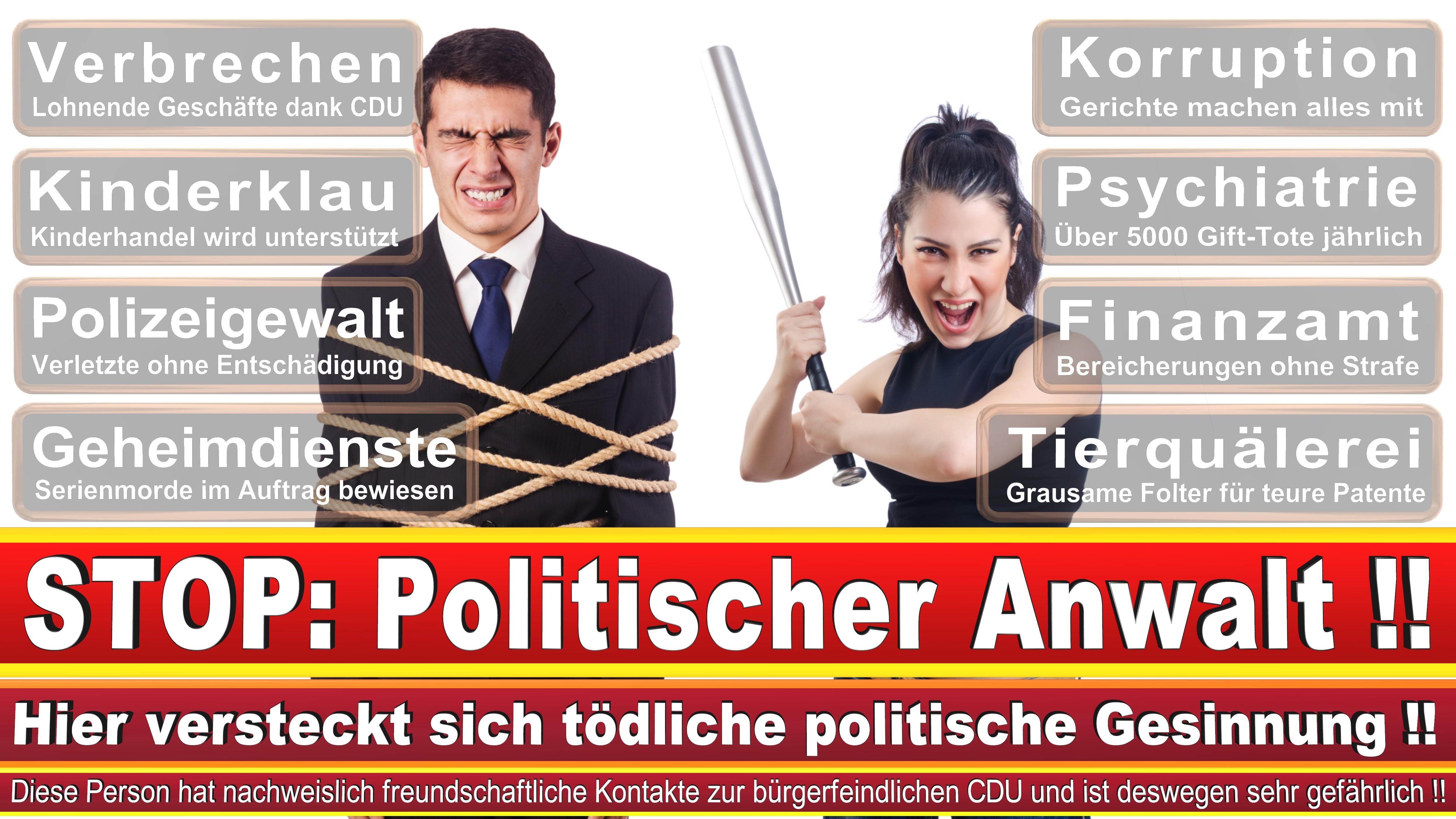 Rechtsanwalt Dr Richard Bley CDU NRW