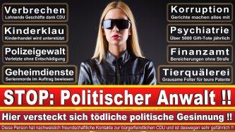 Rechtsanwalt Dr Robin Ricken CDU NRW