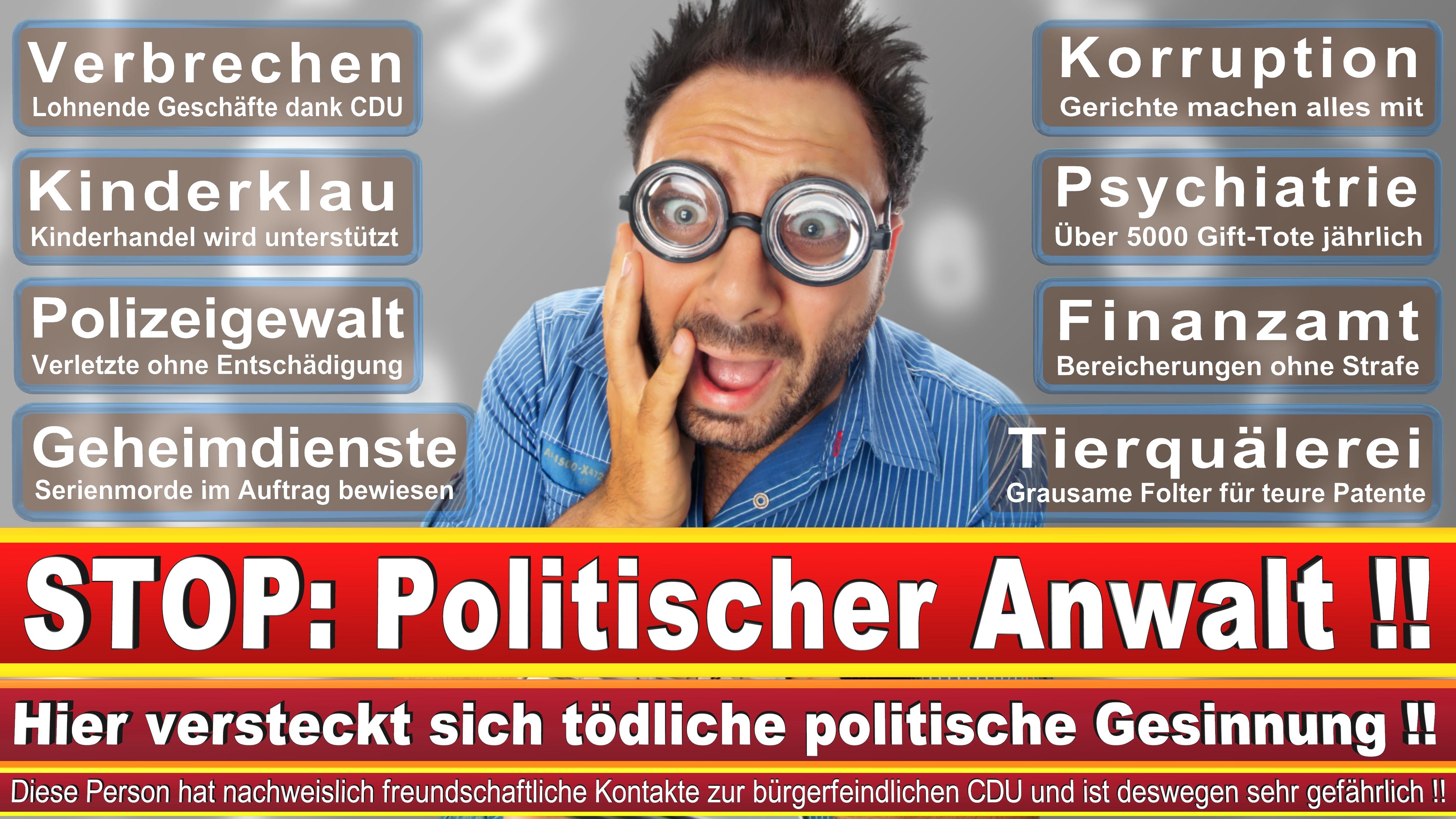 Rechtsanwalt Dr Stefan Blume CDU NRW