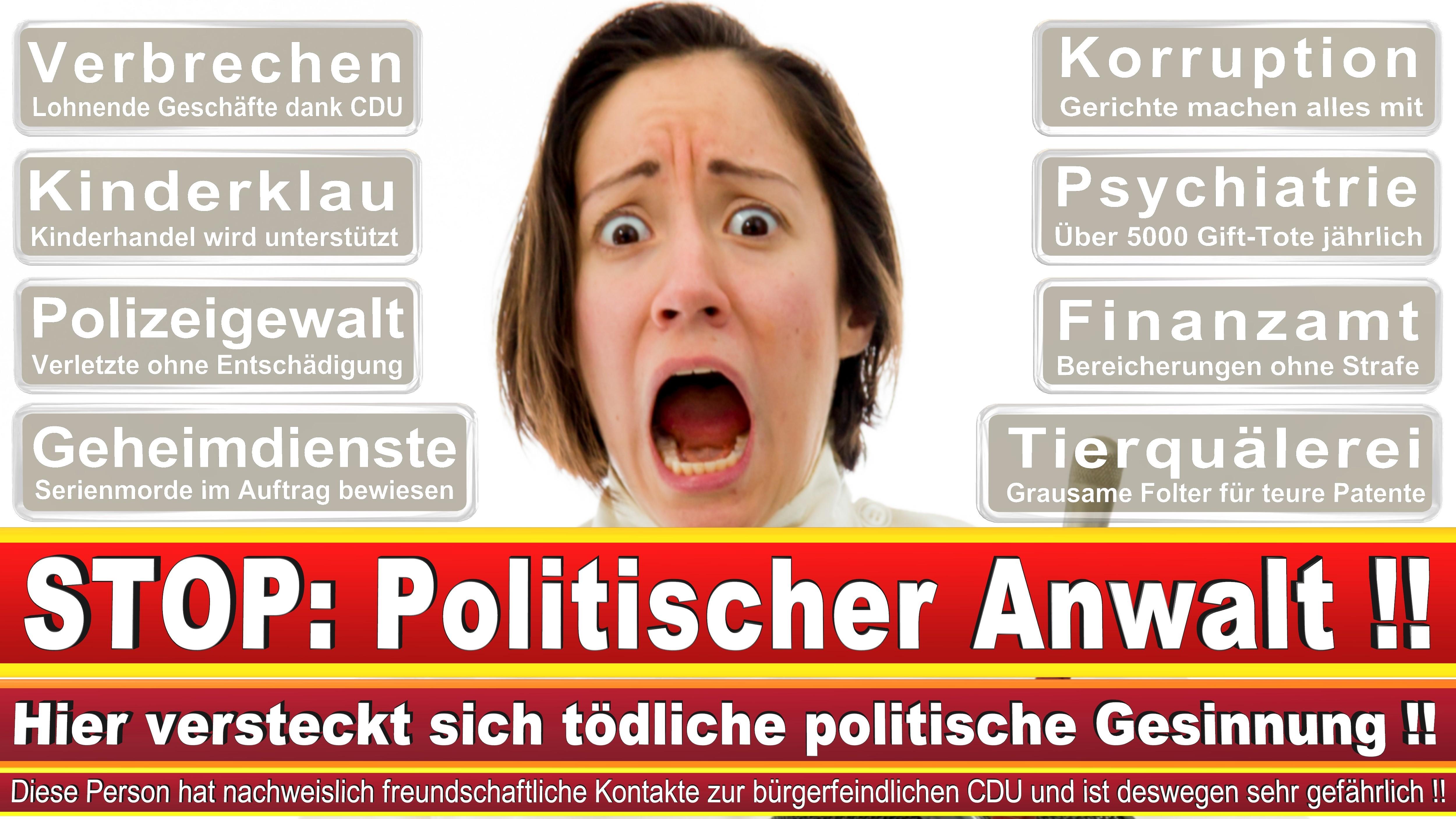 Rechtsanwalt Dr Stefan Schumacher CDU NRW
