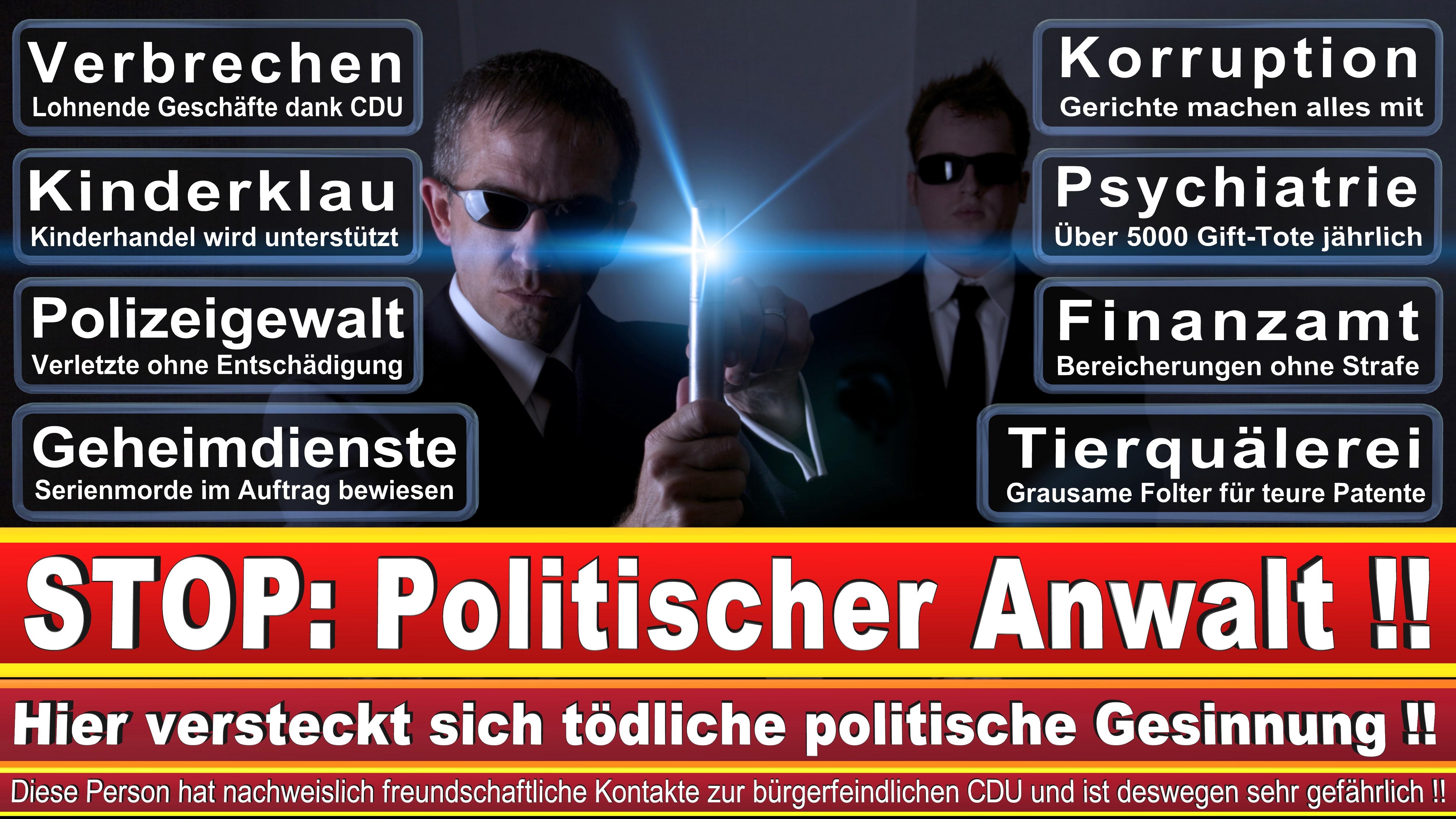 Rechtsanwalt Dr Sven Lohse CDU NRW