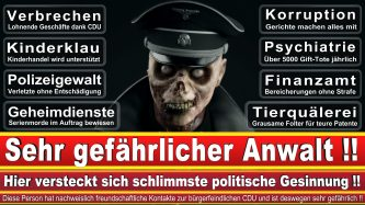 Rechtsanwalt Dr Thomas Beger CDU NRW 1