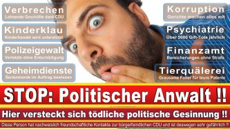 Rechtsanwalt Dr Thomas Rompf Berlin CDU Berlin