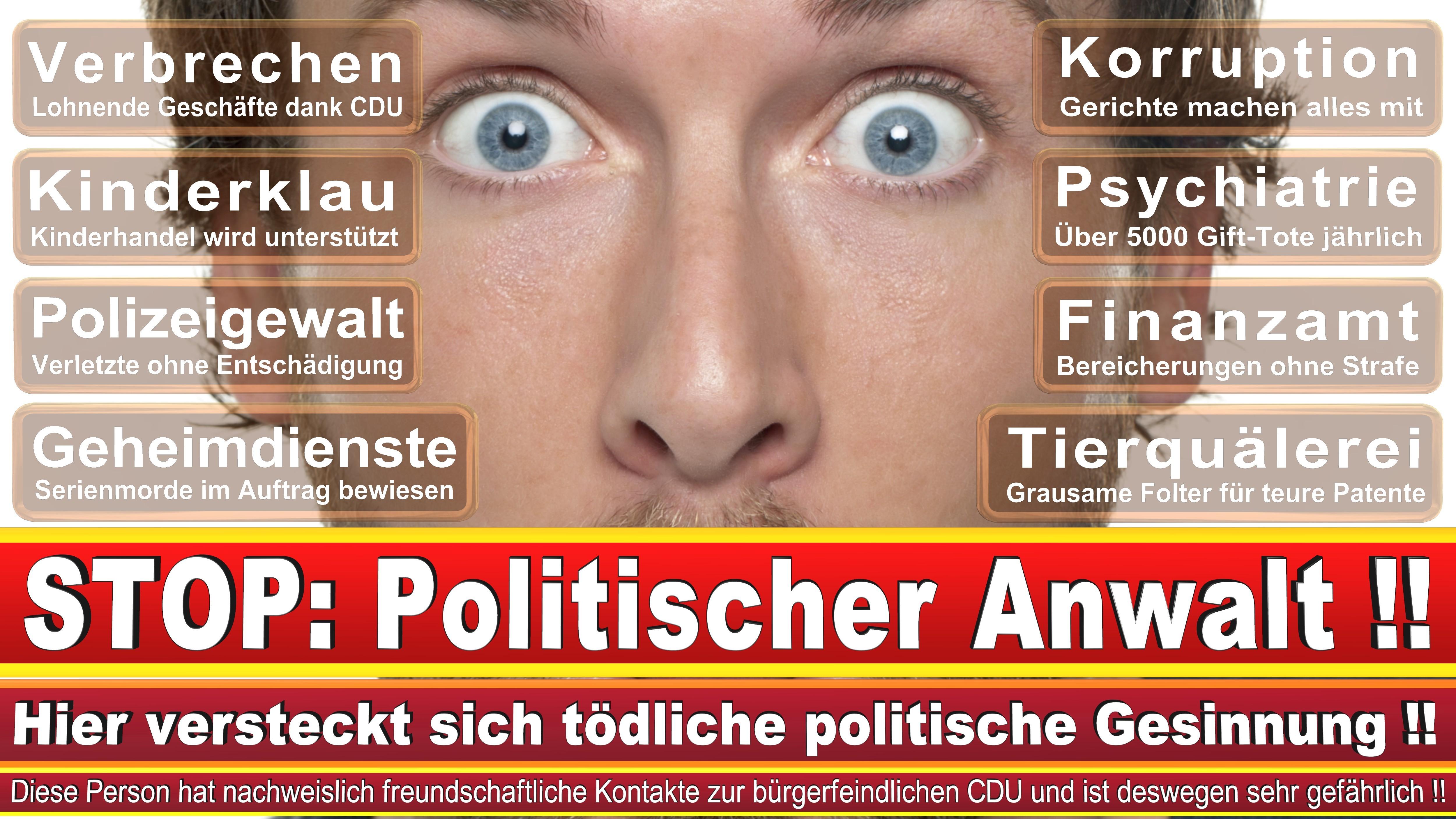 Rechtsanwalt Felix Schönebeck Berlin CDU Berlin