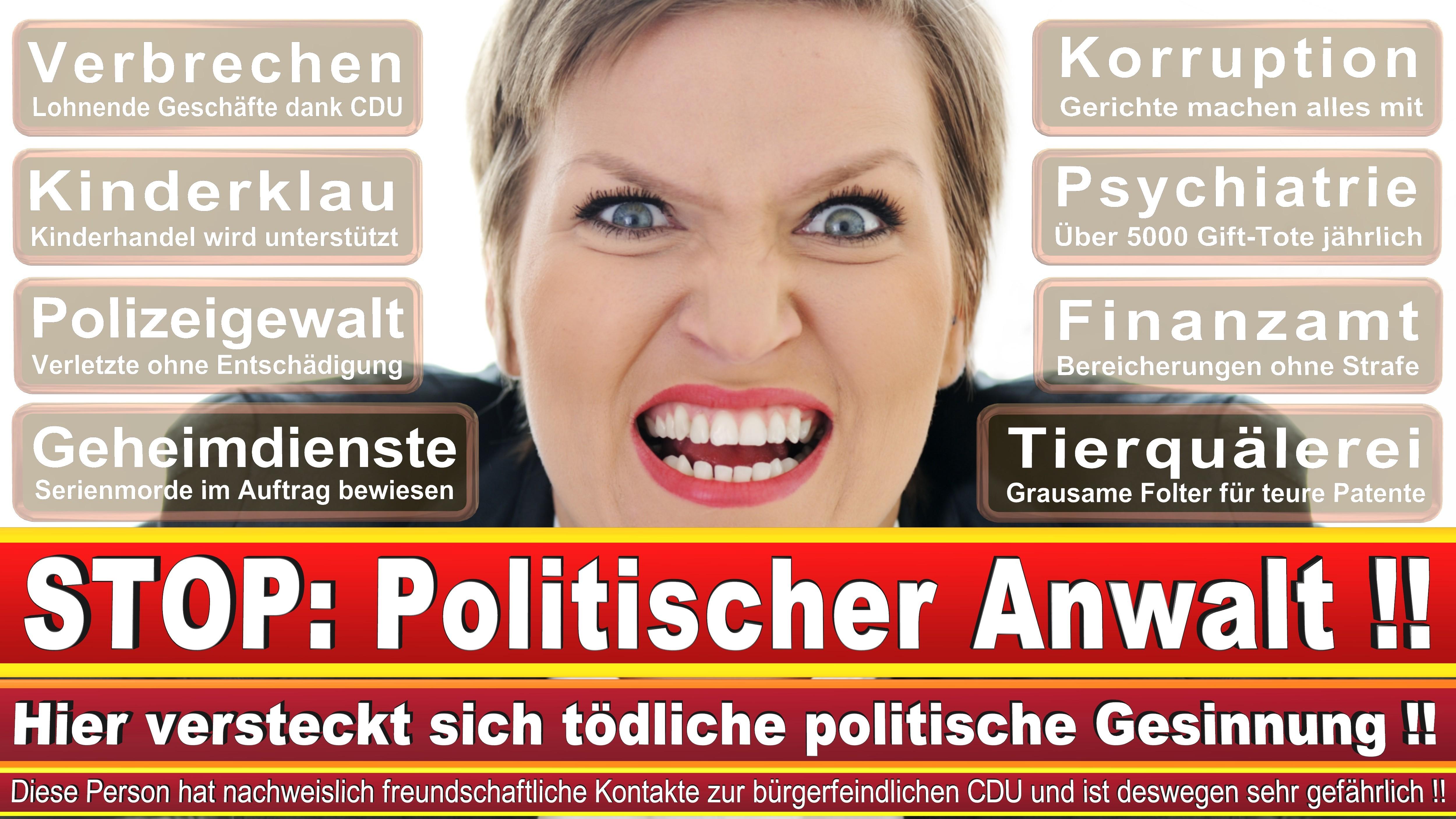 Rechtsanwalt Frank J Schönhardt CDU NRW