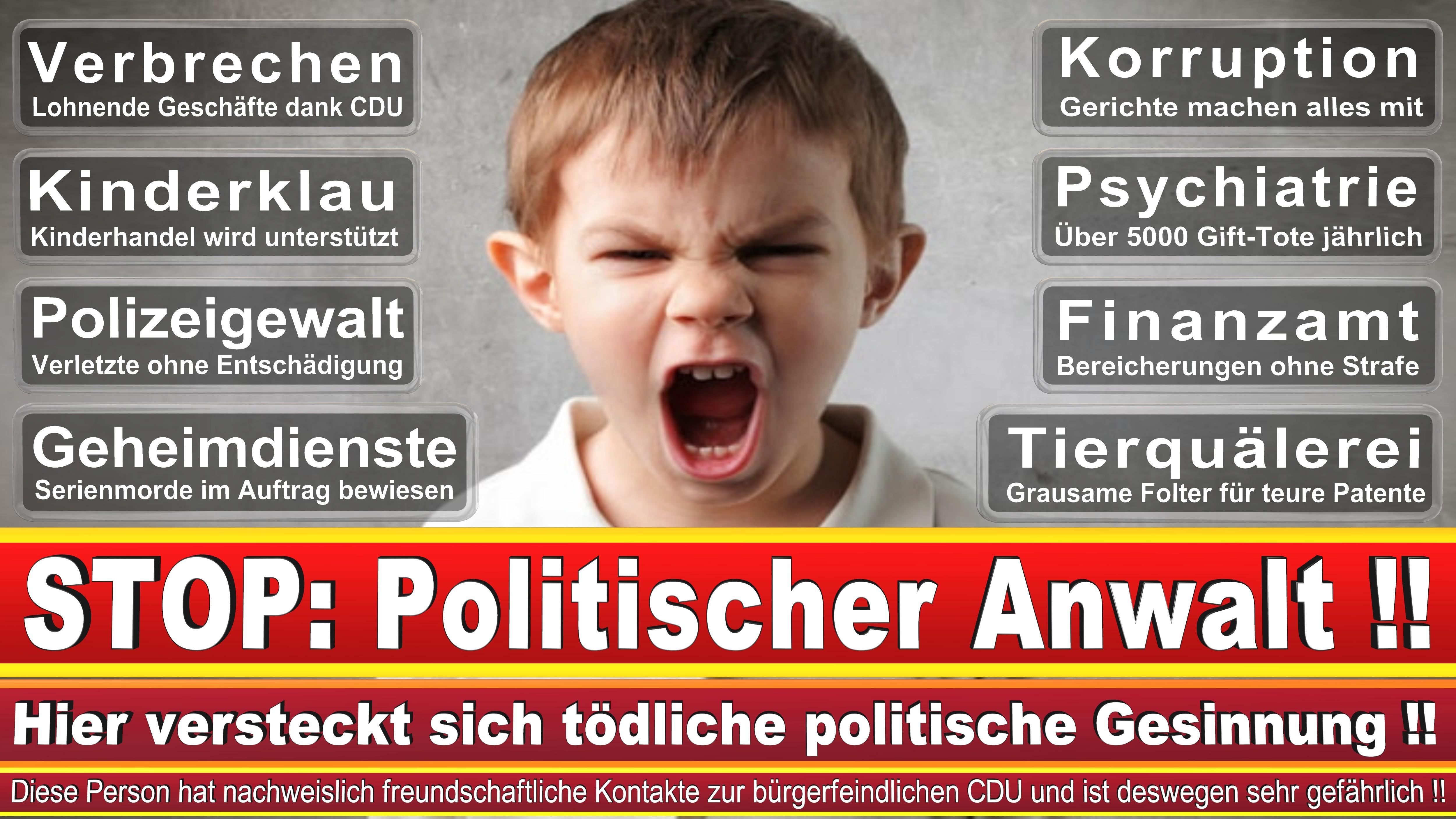 Rechtsanwalt Frank Lange CDU NRW