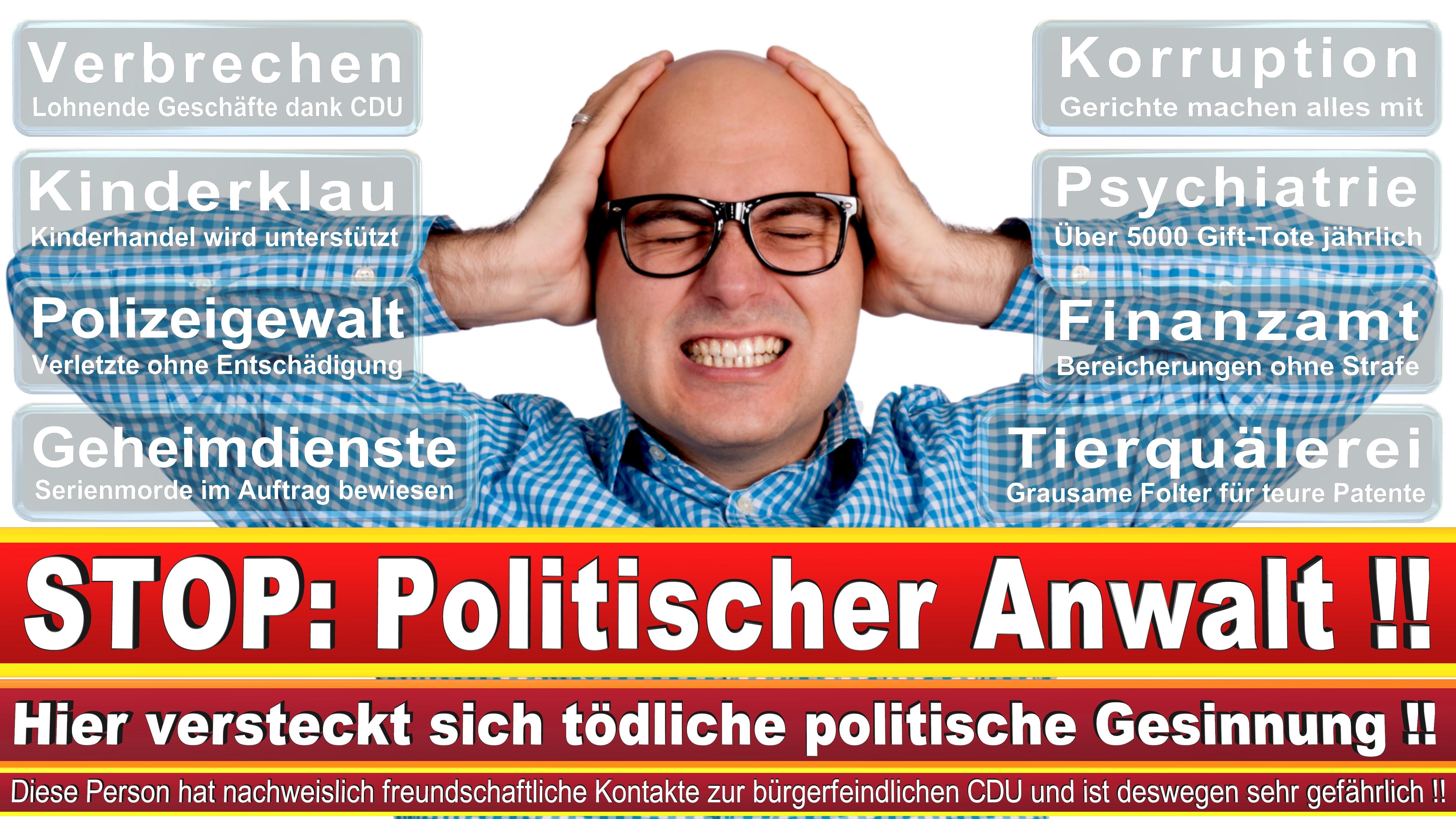 Rechtsanwalt Frank Reiche CDU NRW