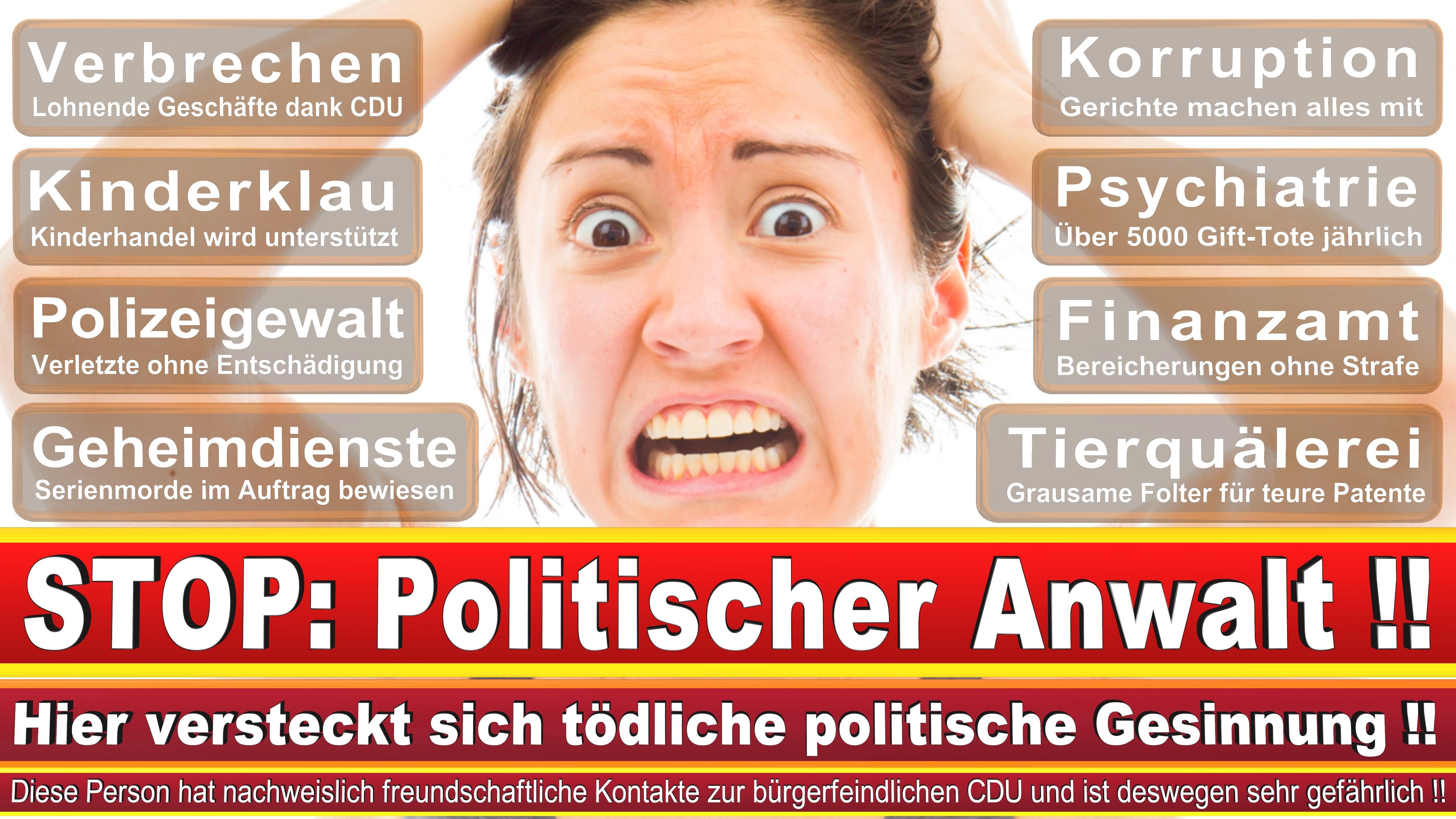 Rechtsanwalt Frederic Ulrich CDU NRW