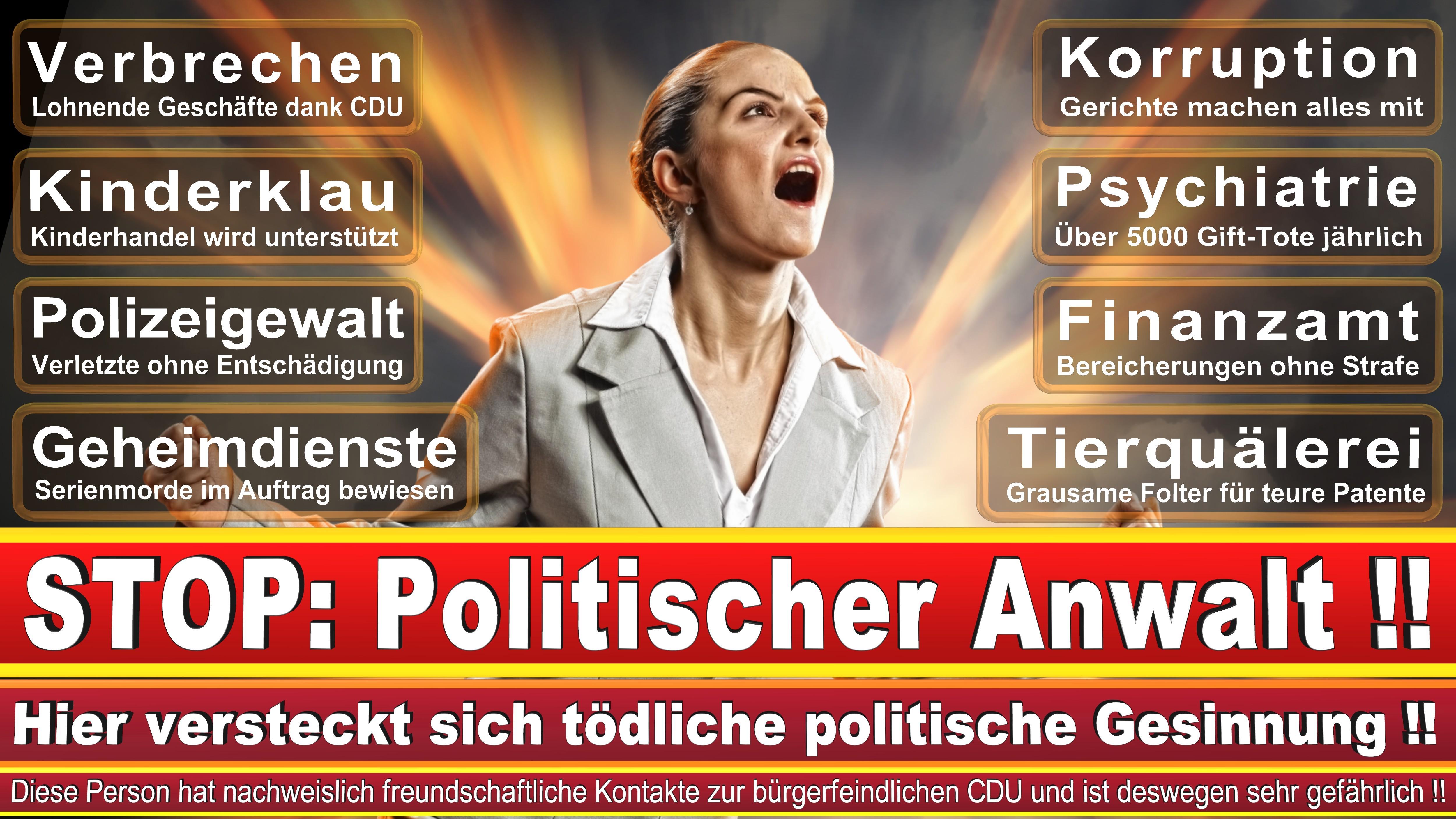Rechtsanwalt Georg Hein CDU NRW