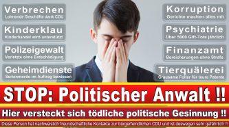 Rechtsanwalt Gesche Creon Tigges CDU NRW