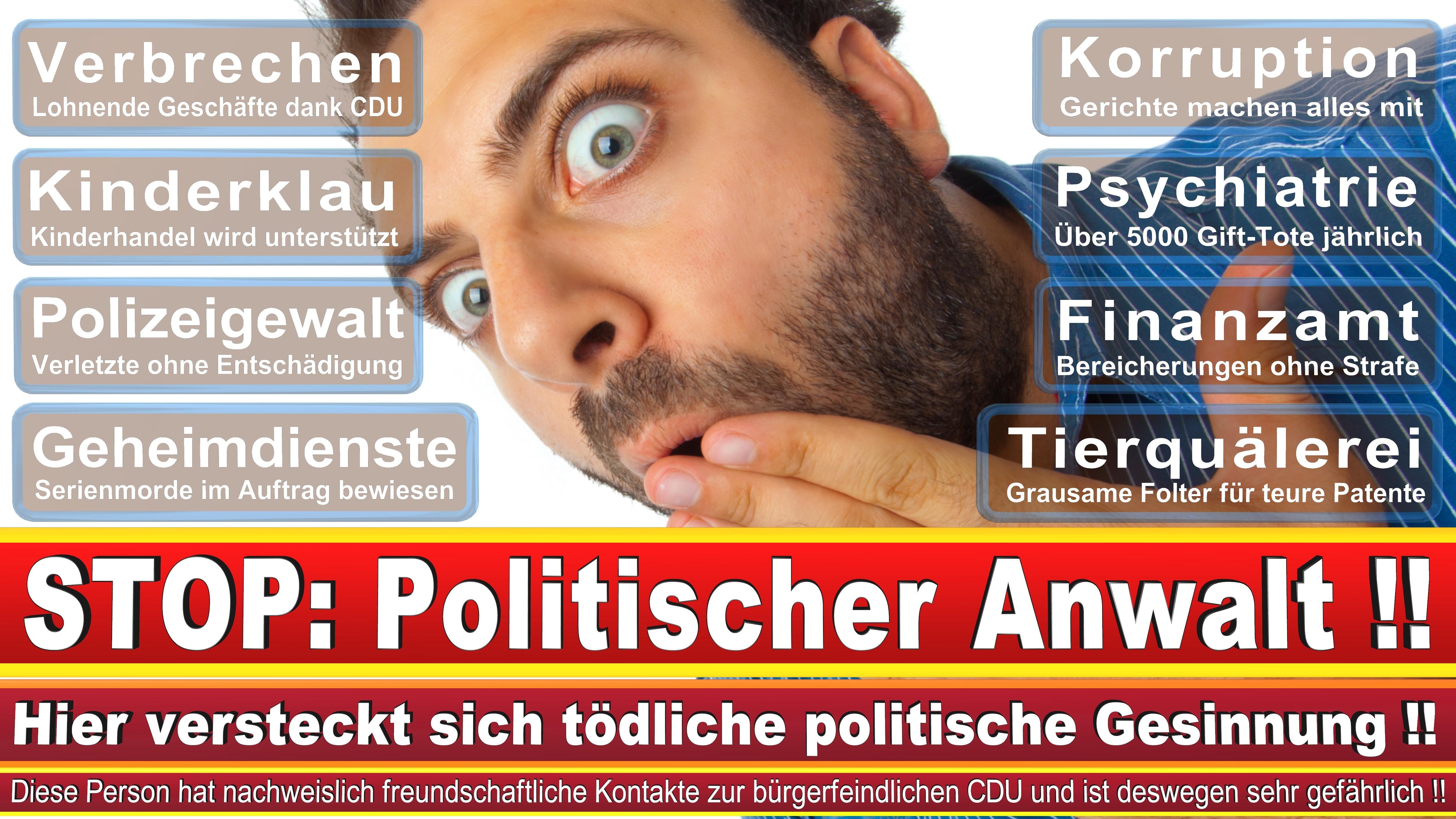 Rechtsanwalt Gordon F Land CDU NRW