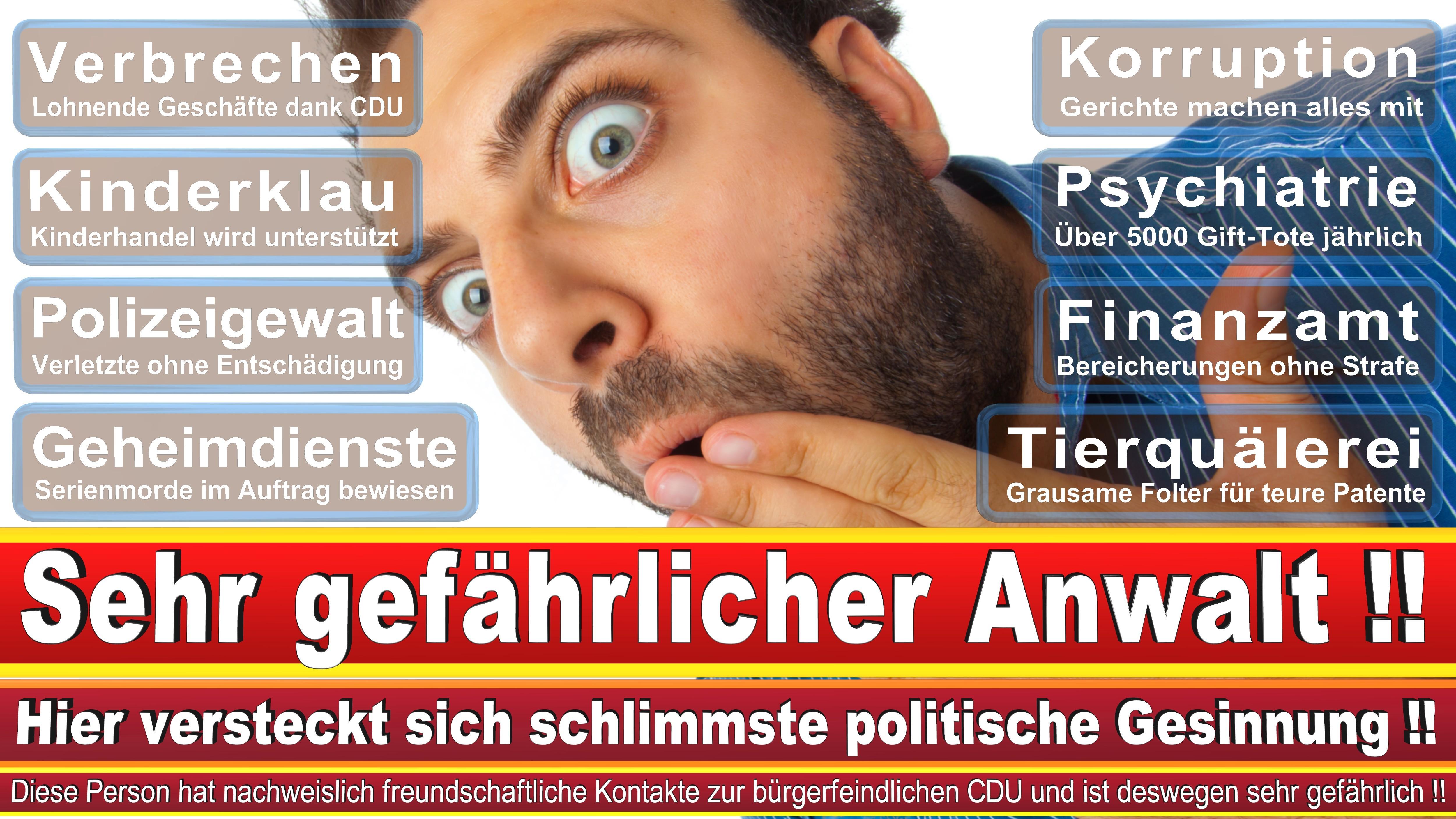 Rechtsanwalt Gordon F Land CDU NRW 1