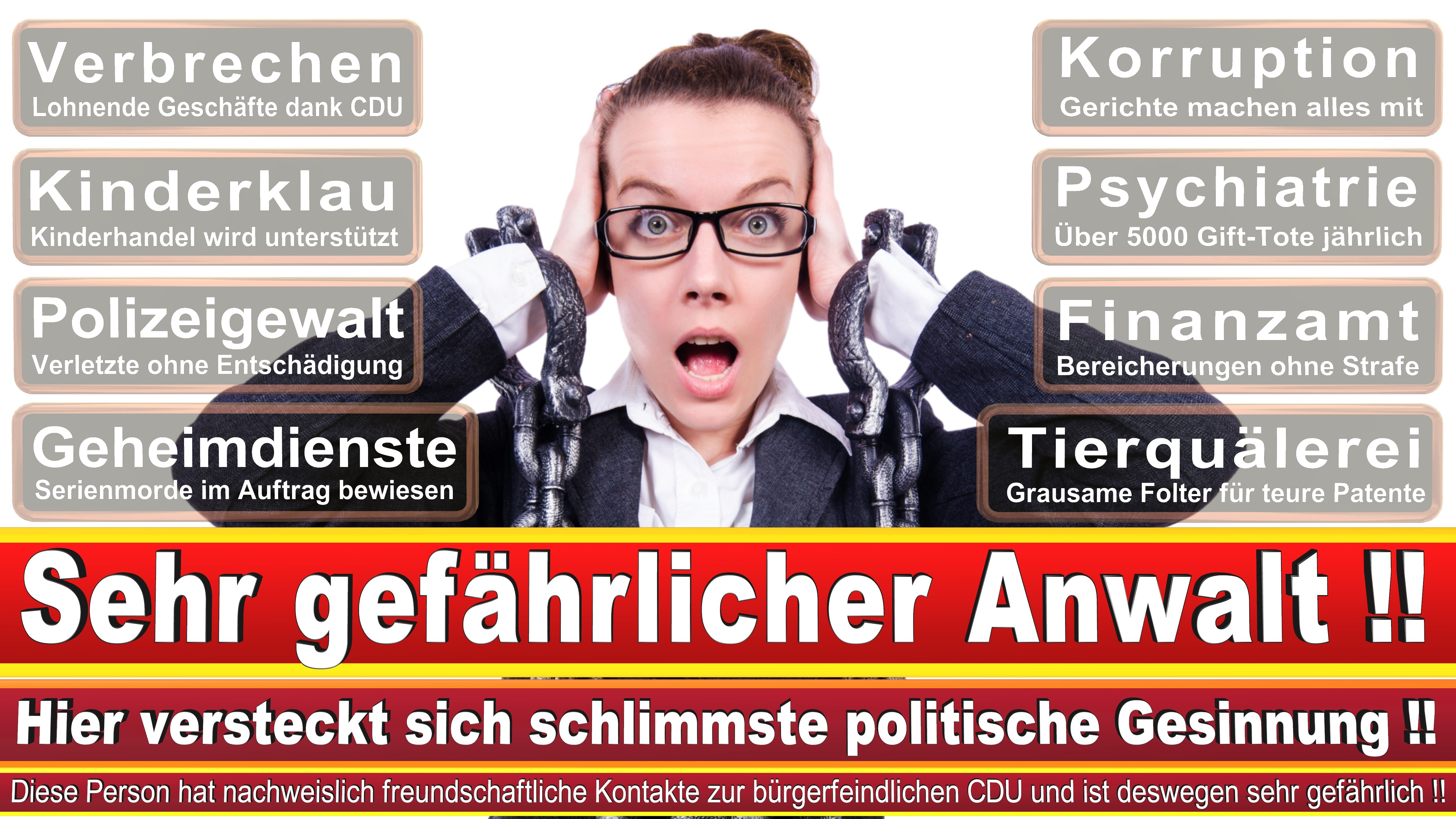 Rechtsanwalt Hans Christoph Vogelberg CDU NRW 1