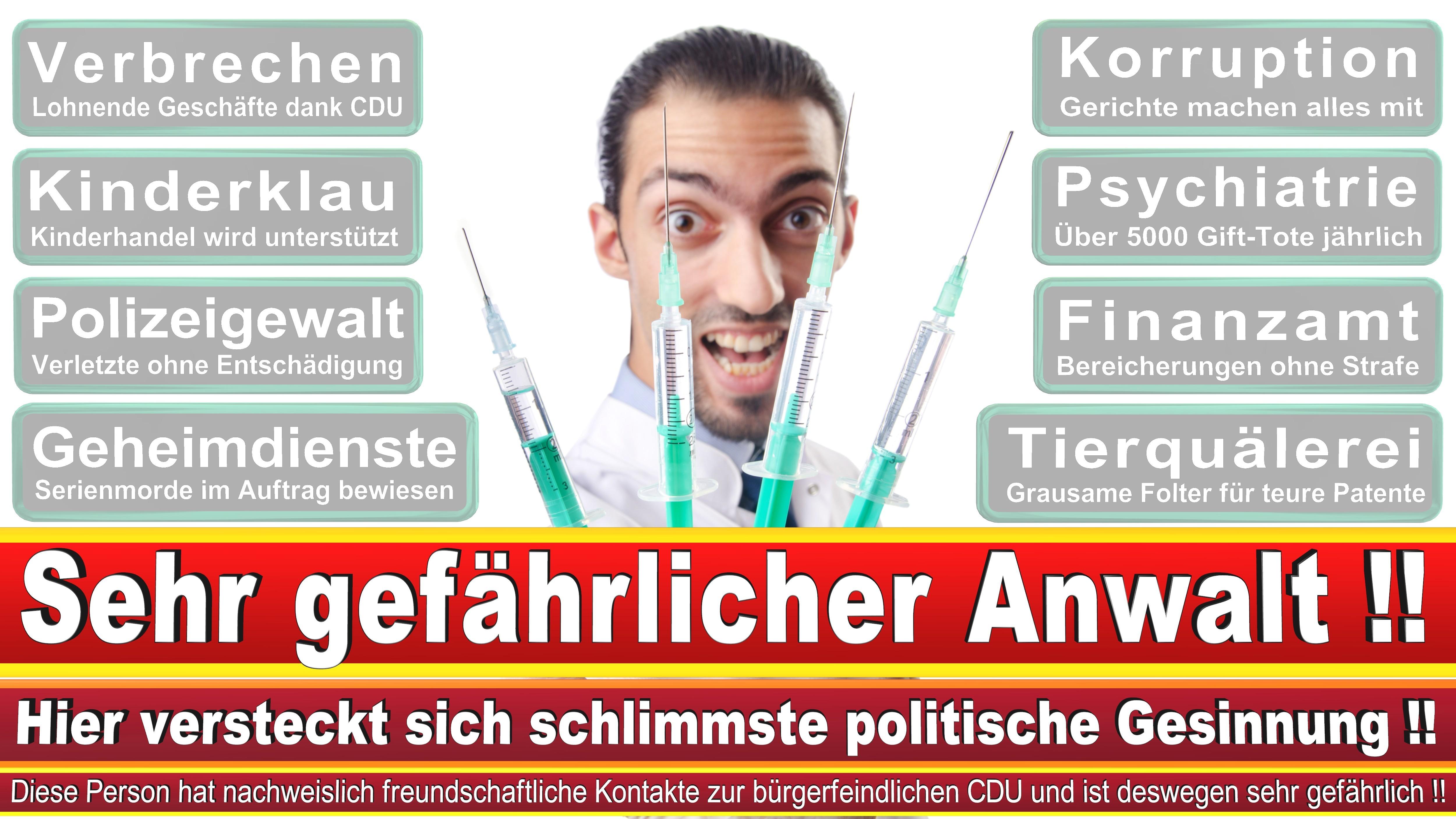 Rechtsanwalt Hans Schloemer CDU NRW 1