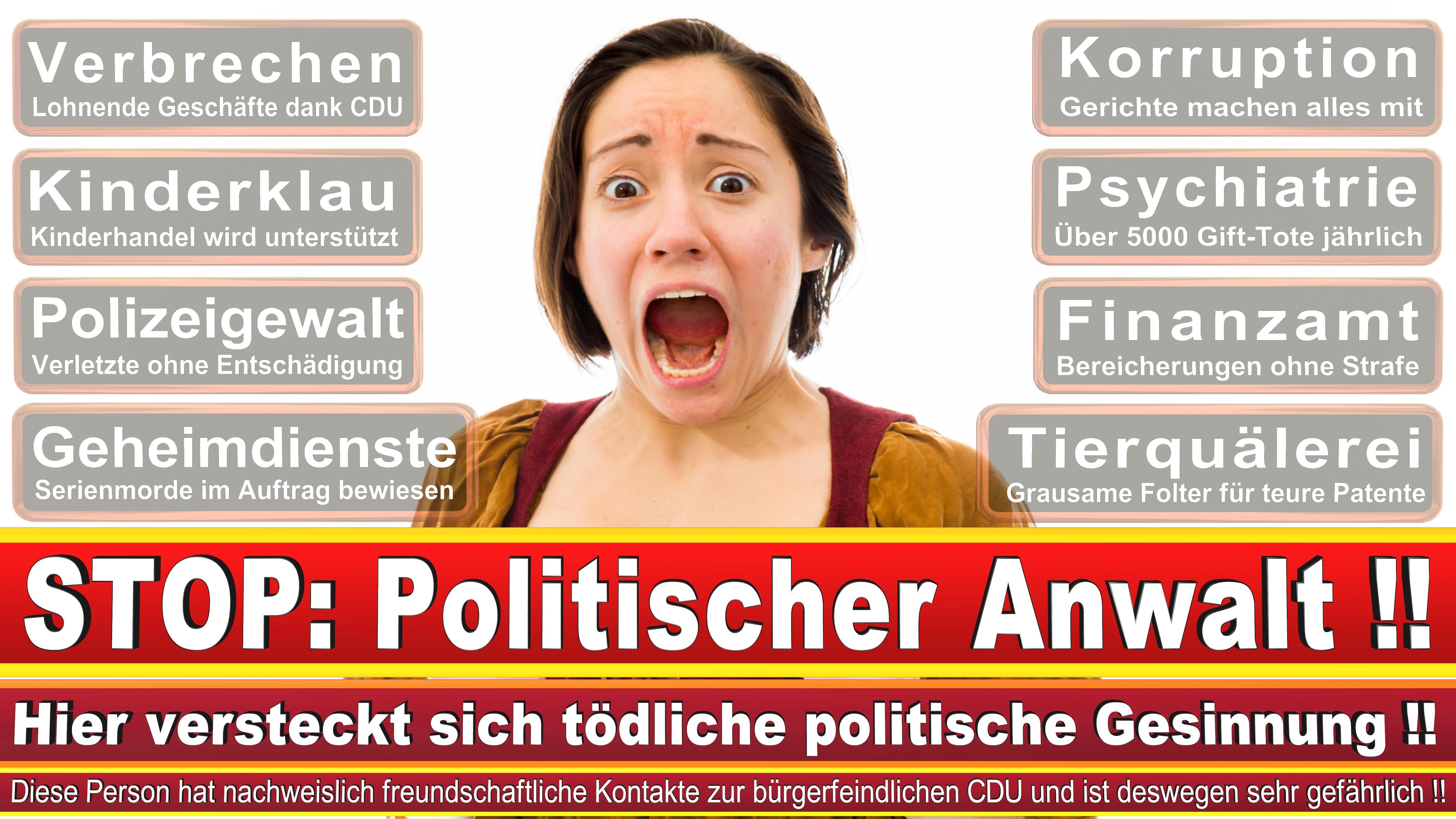 Rechtsanwalt Harald Giebels CDU NRW