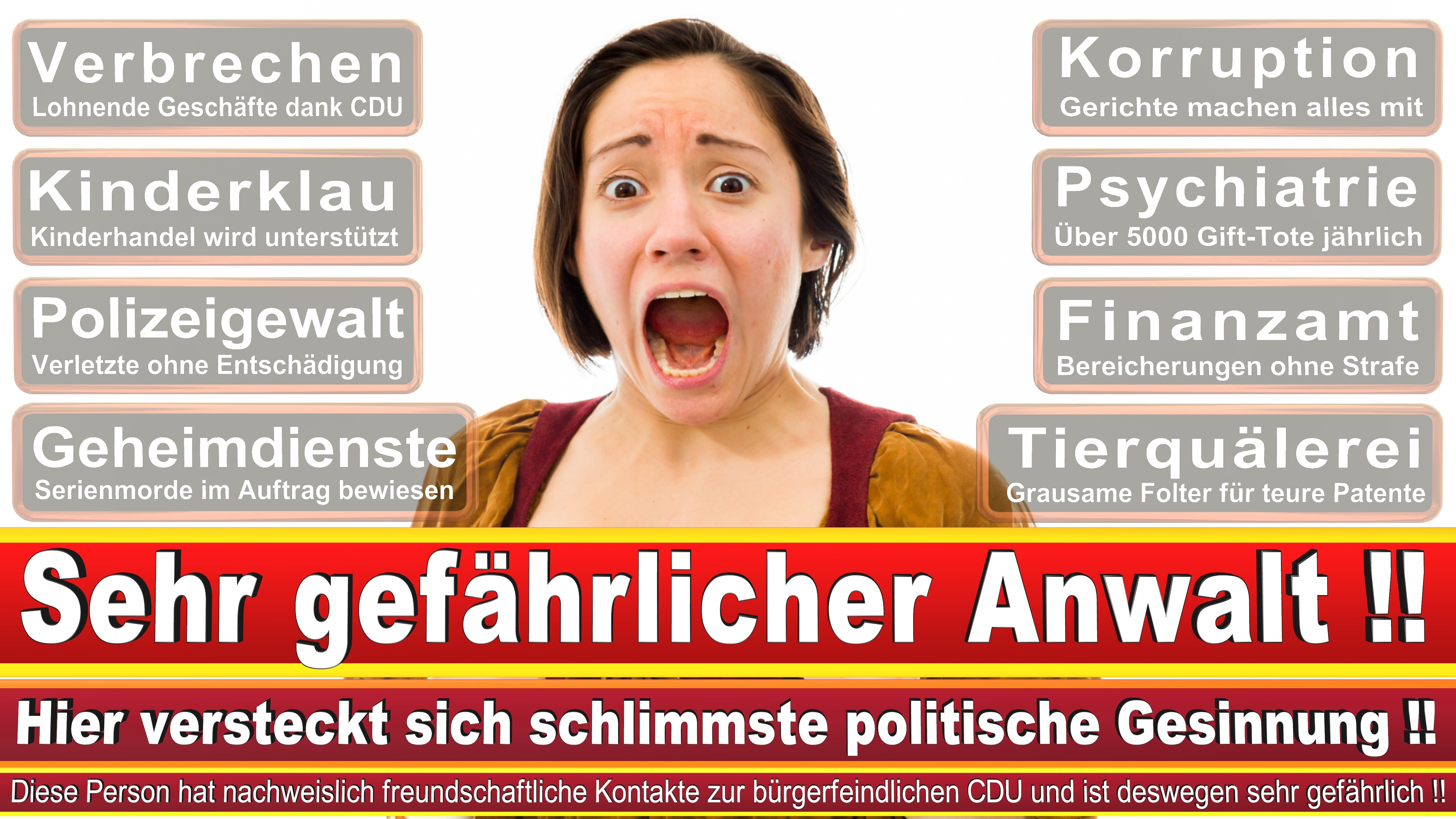 Rechtsanwalt Harald Giebels CDU NRW 1
