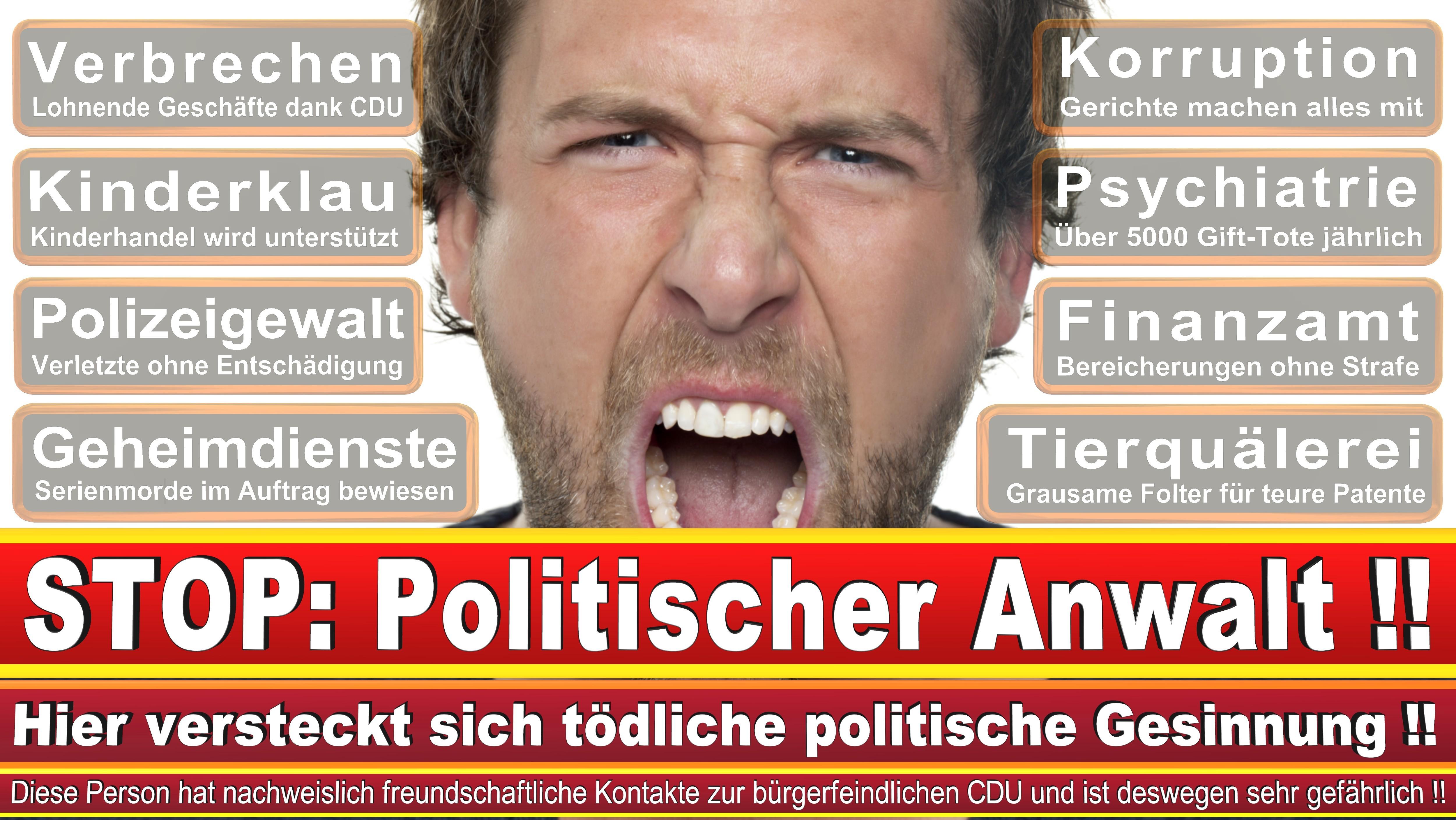 Rechtsanwalt Holger Budde CDU NRW