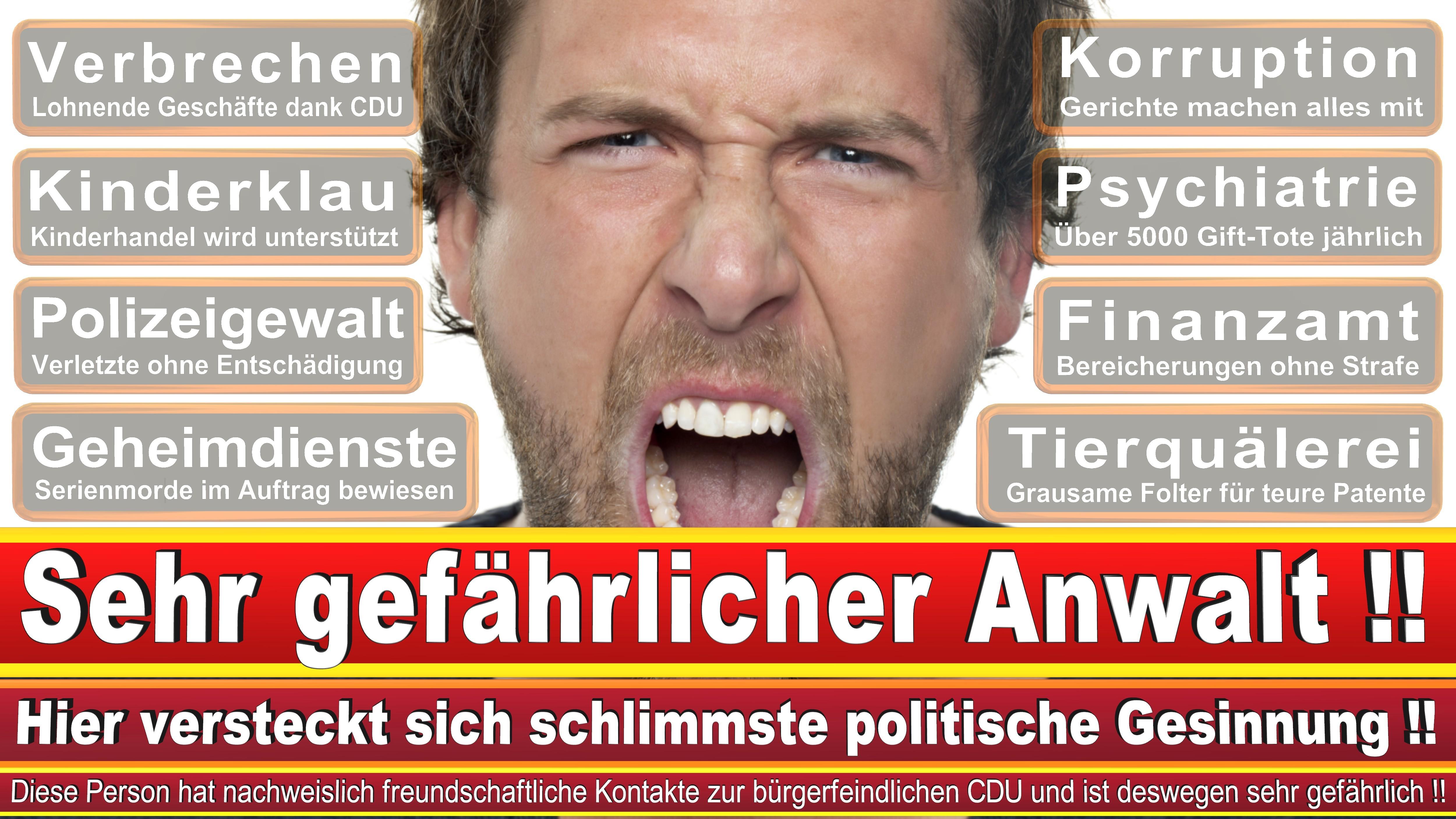 Rechtsanwalt Holger Budde CDU NRW 1