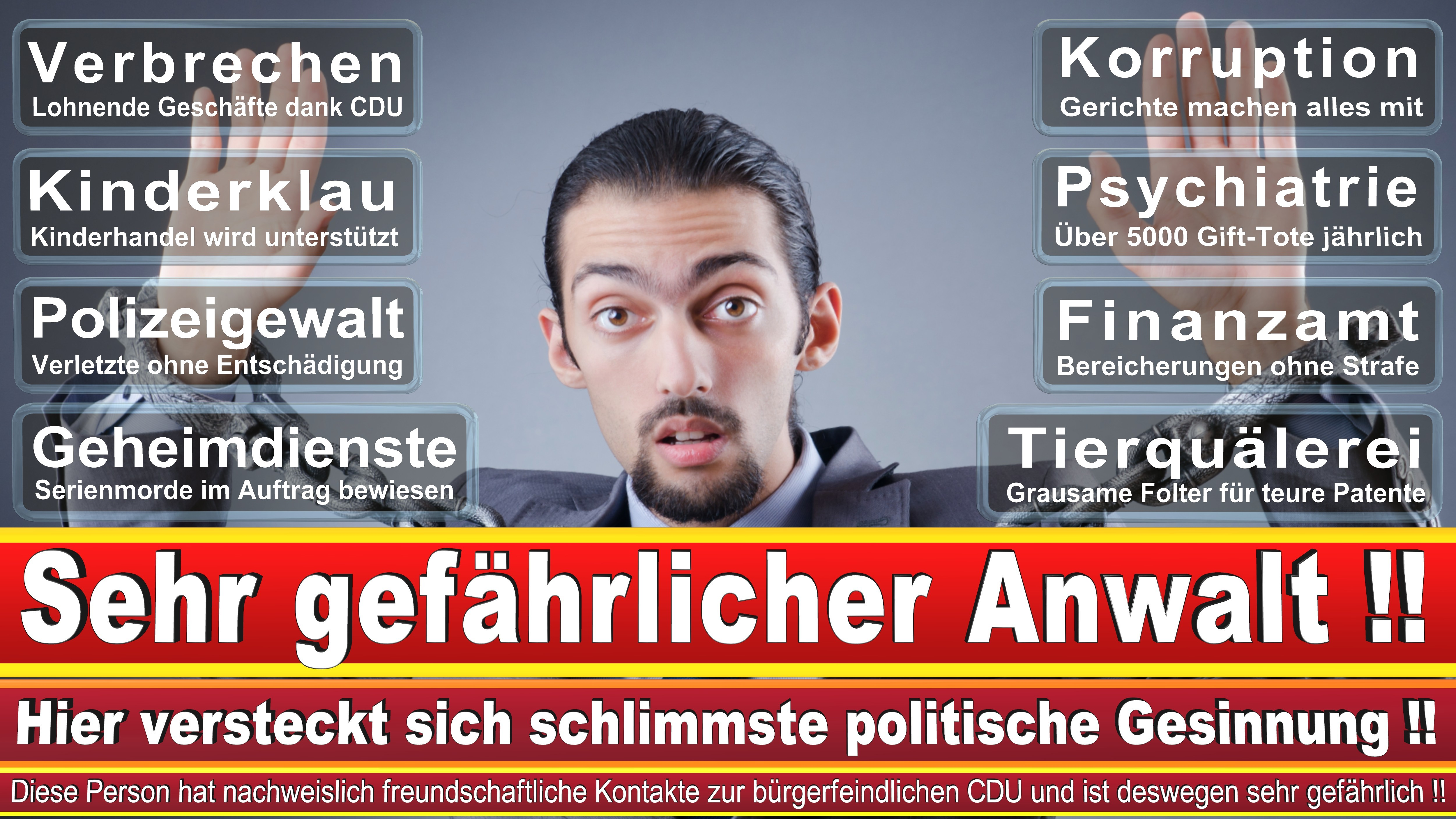Rechtsanwalt Jörg Beckmann CDU NRW 1