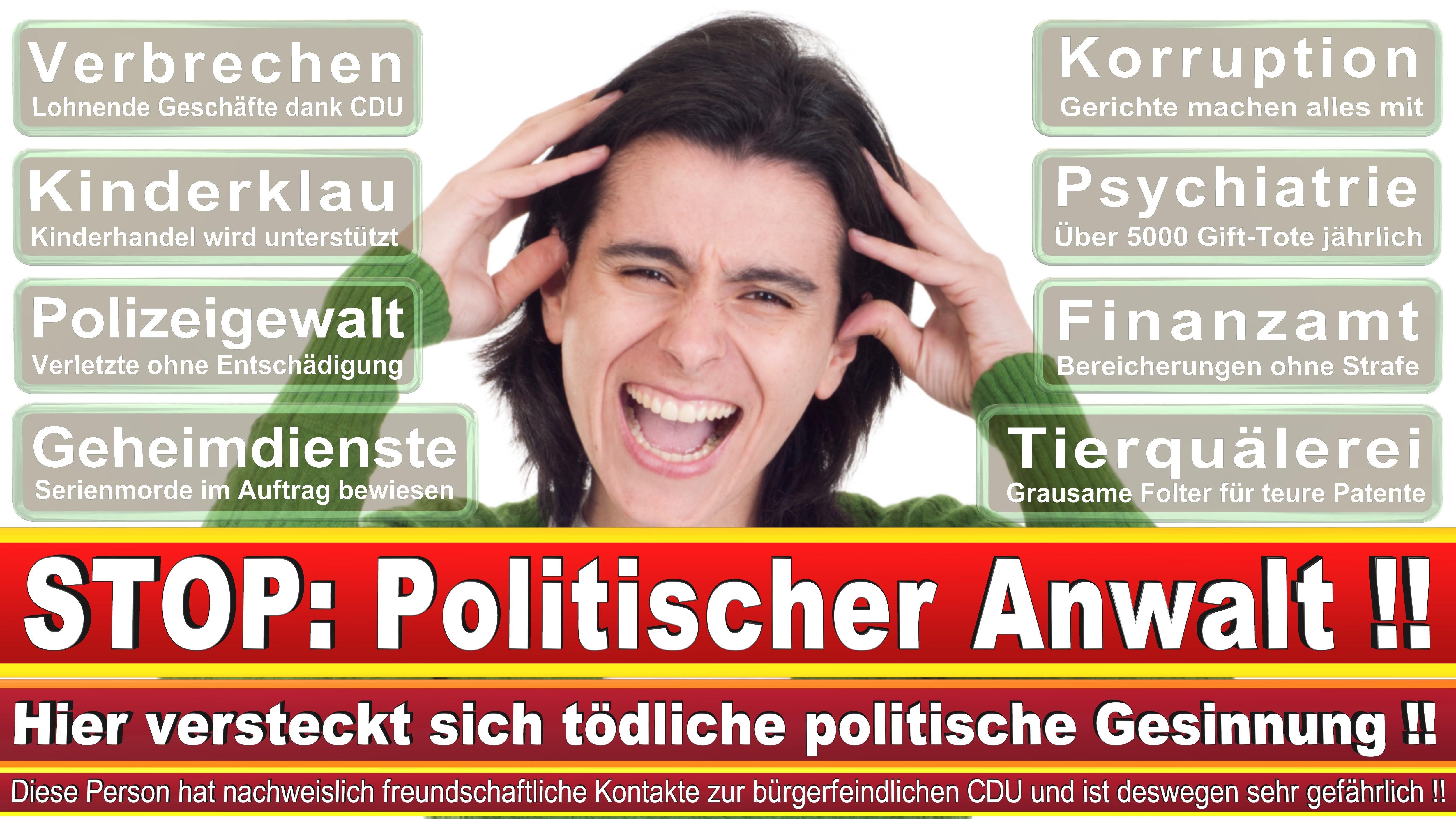 Rechtsanwalt Jürgen Focke CDU NRW