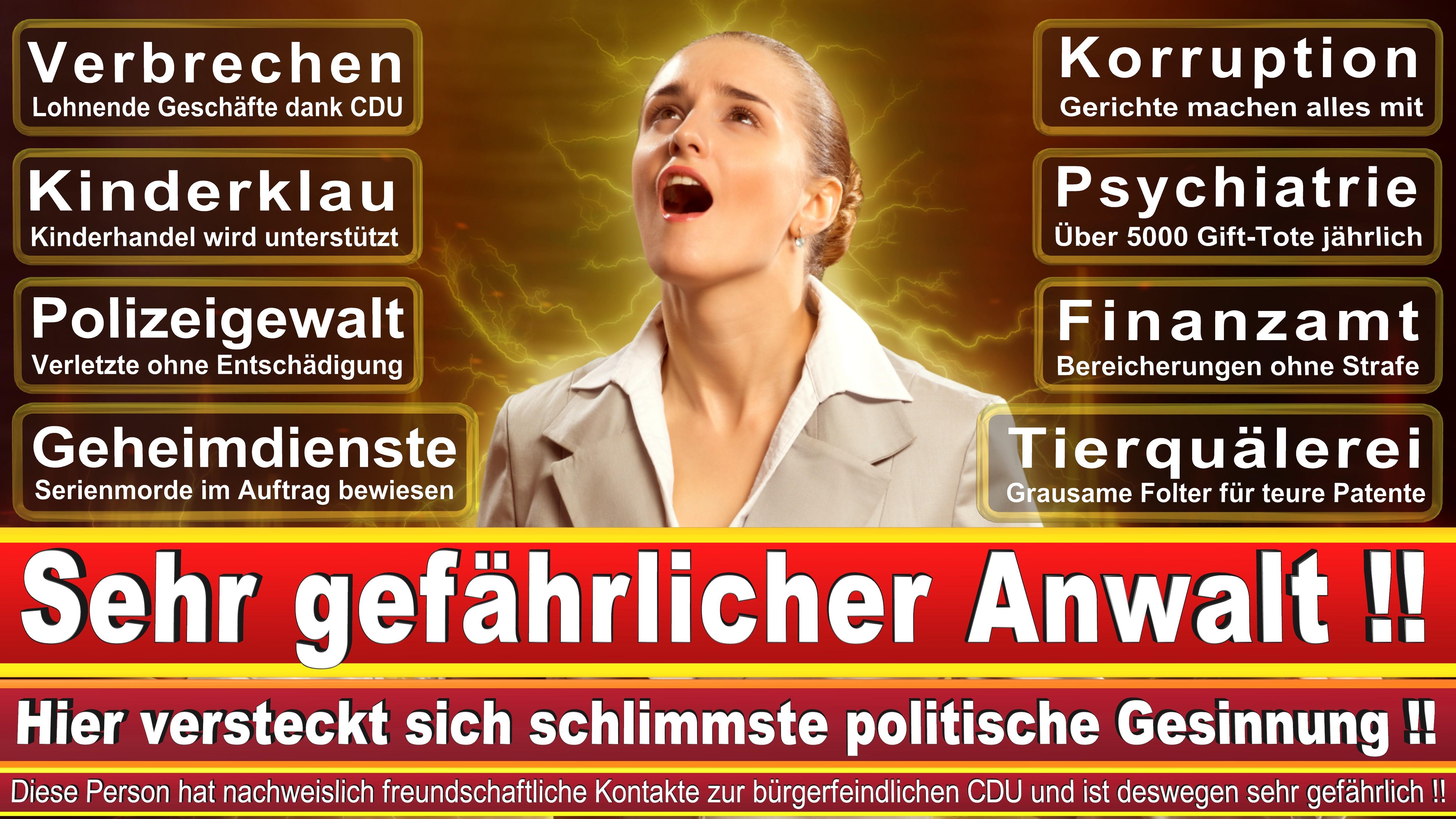 Rechtsanwalt Jürgen Steinbach CDU NRW 1