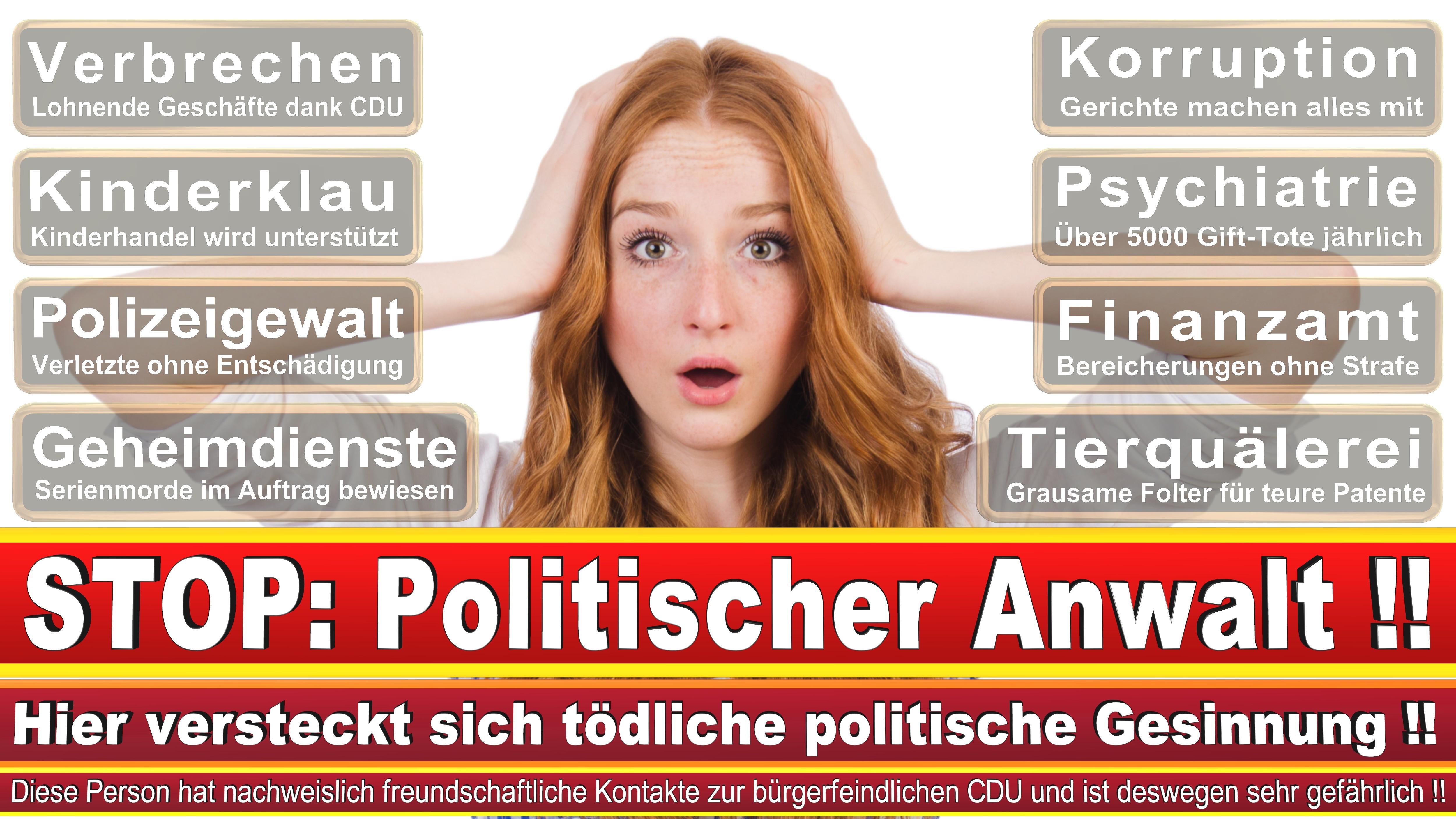 Rechtsanwalt Jan Peter Feddersen CDU NRW