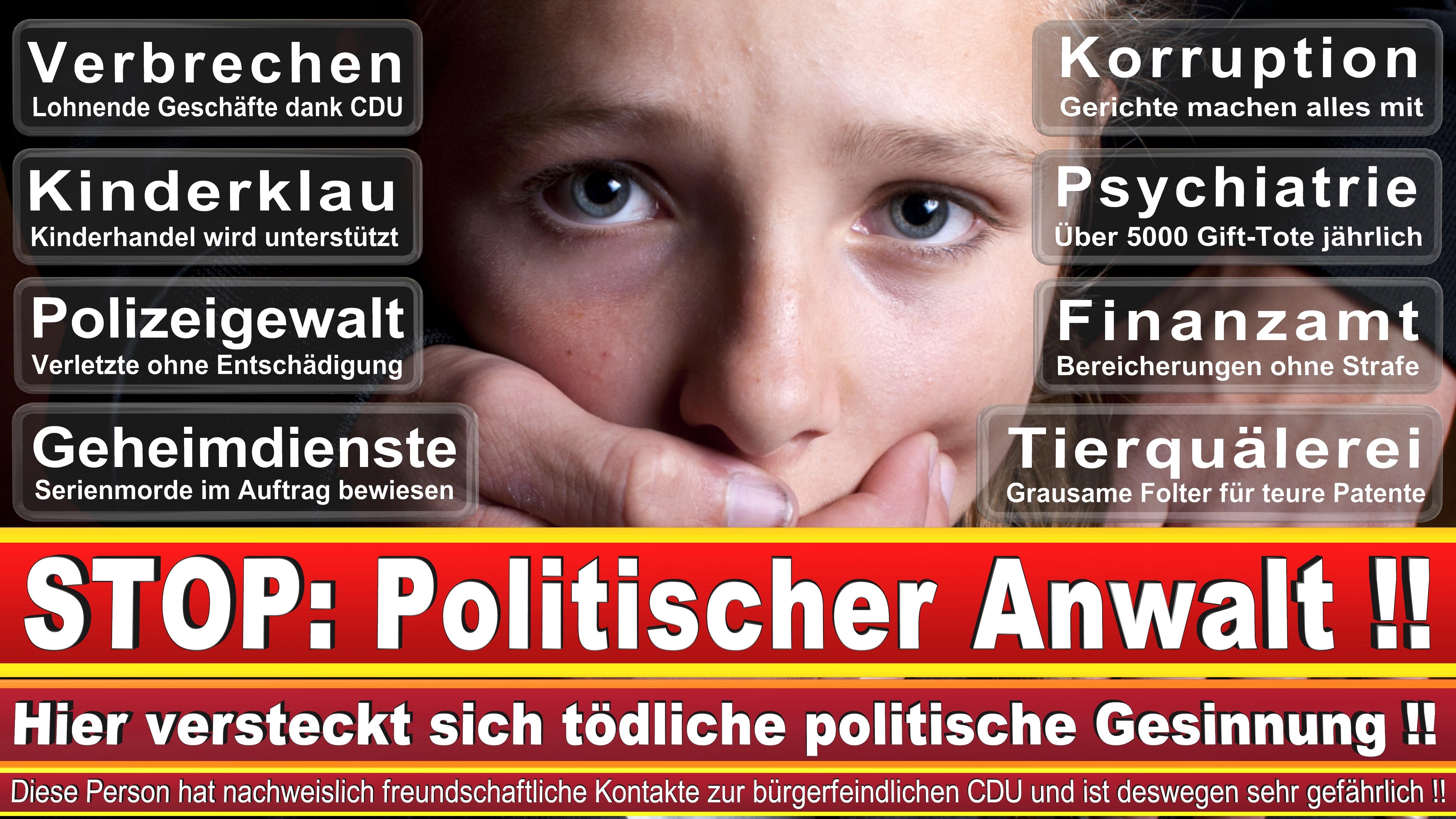 Rechtsanwalt Joachim Christoph Heger Berlin CDU Berlin